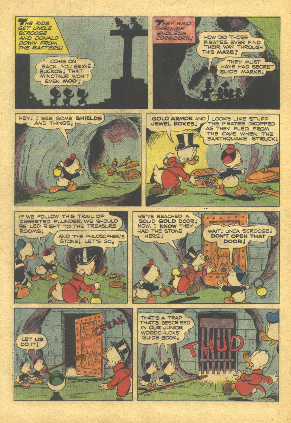 Uncle Scrooge (1953) #10 #395 - English 16