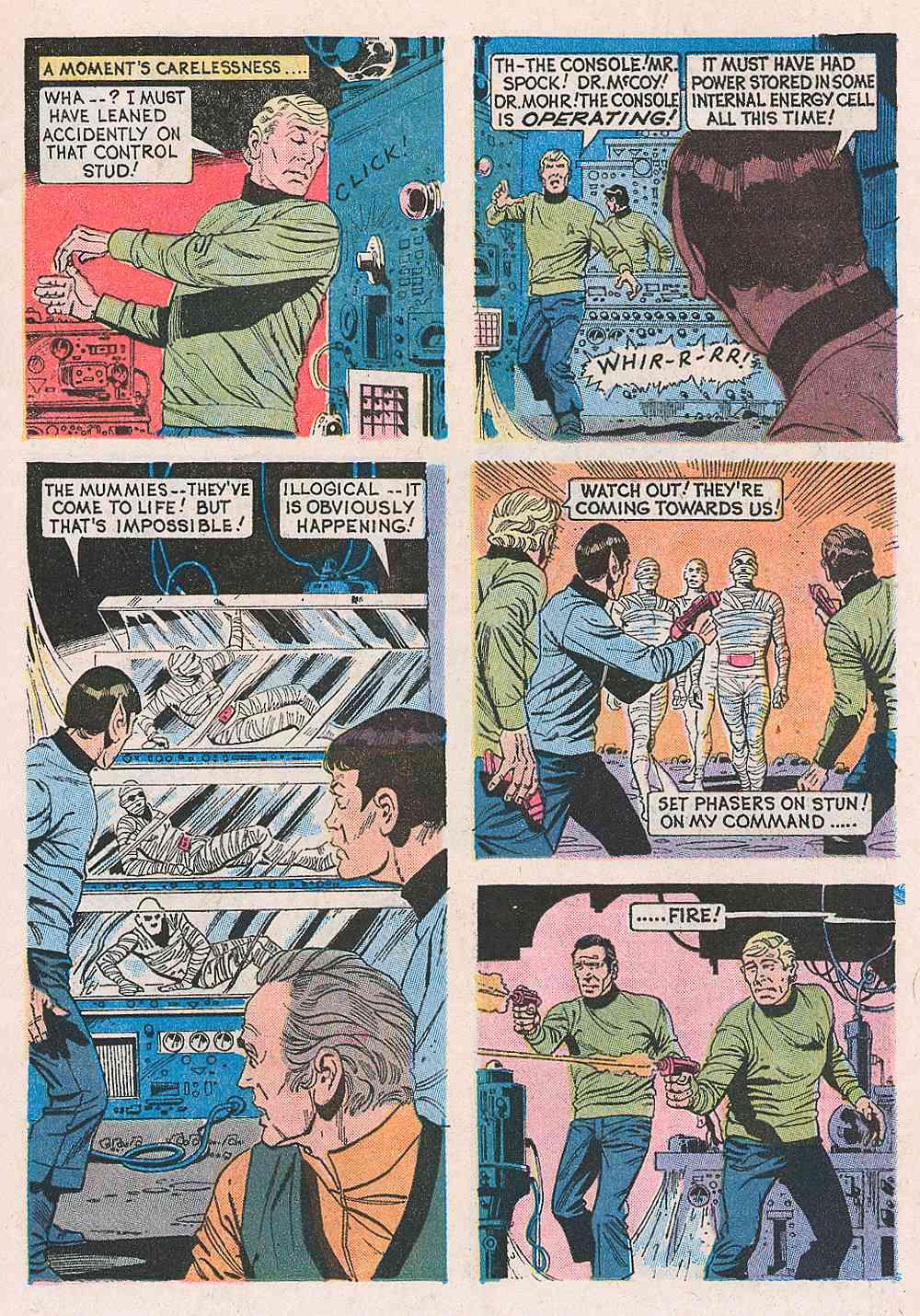 Star Trek (1967) Issue #21 #21 - English 9