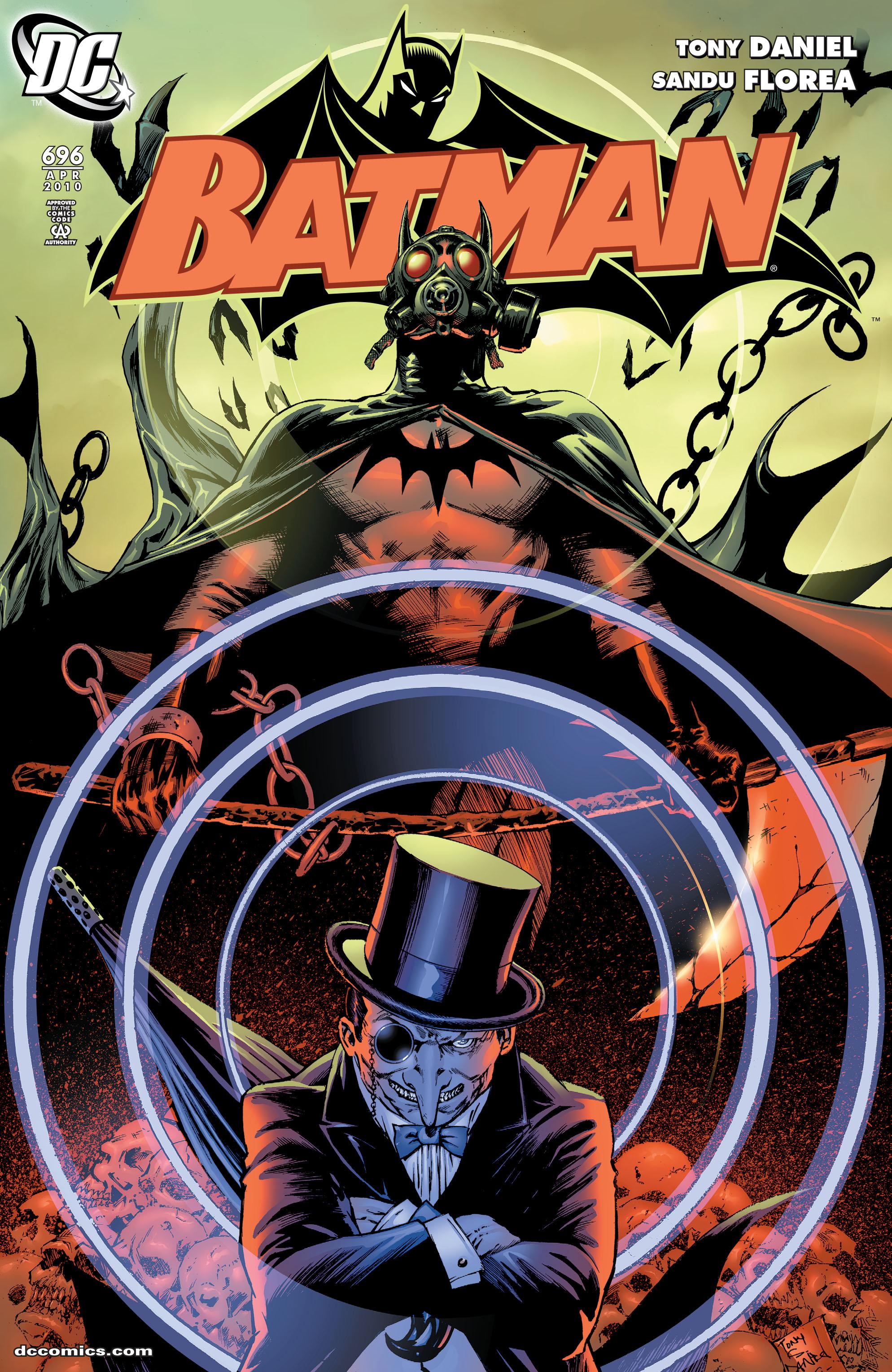 Batman (1940) 696 Page 1