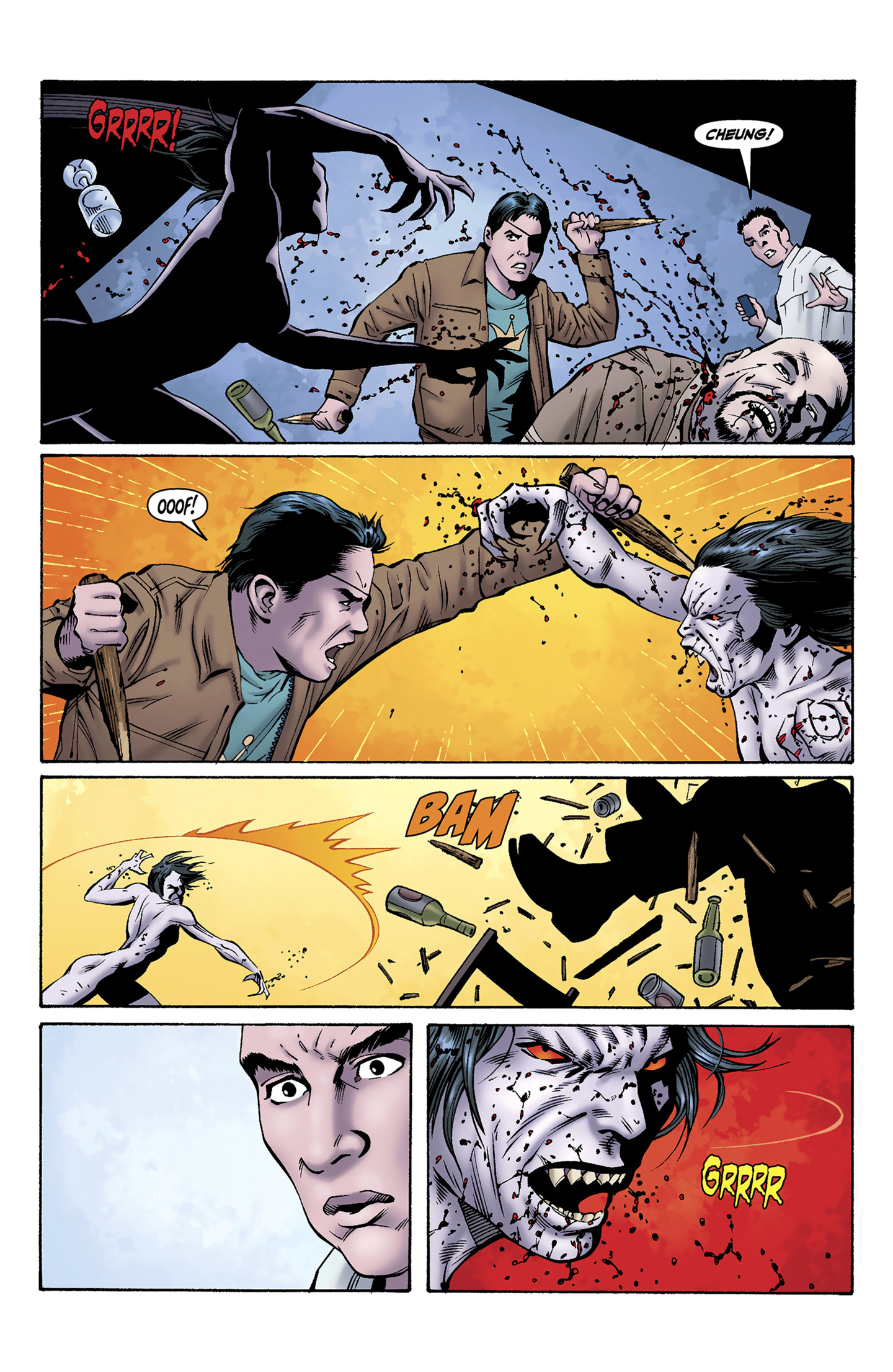Read online Buffy the Vampire Slayer Season Nine comic -  Issue #9 - 17
