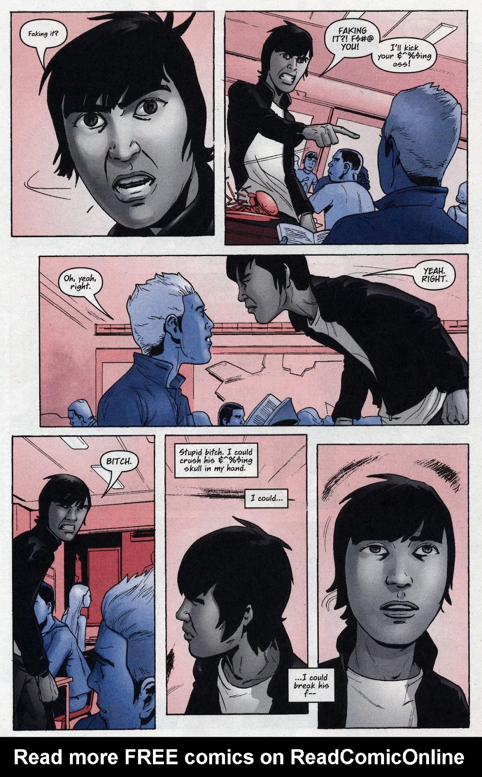 Kinetic Issue #5 #4 - English 19