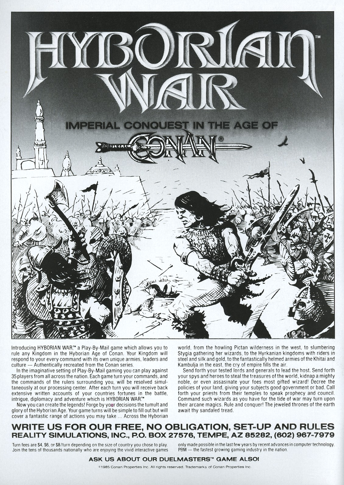 The Savage Sword Of Conan Issue #115 #116 - English 2