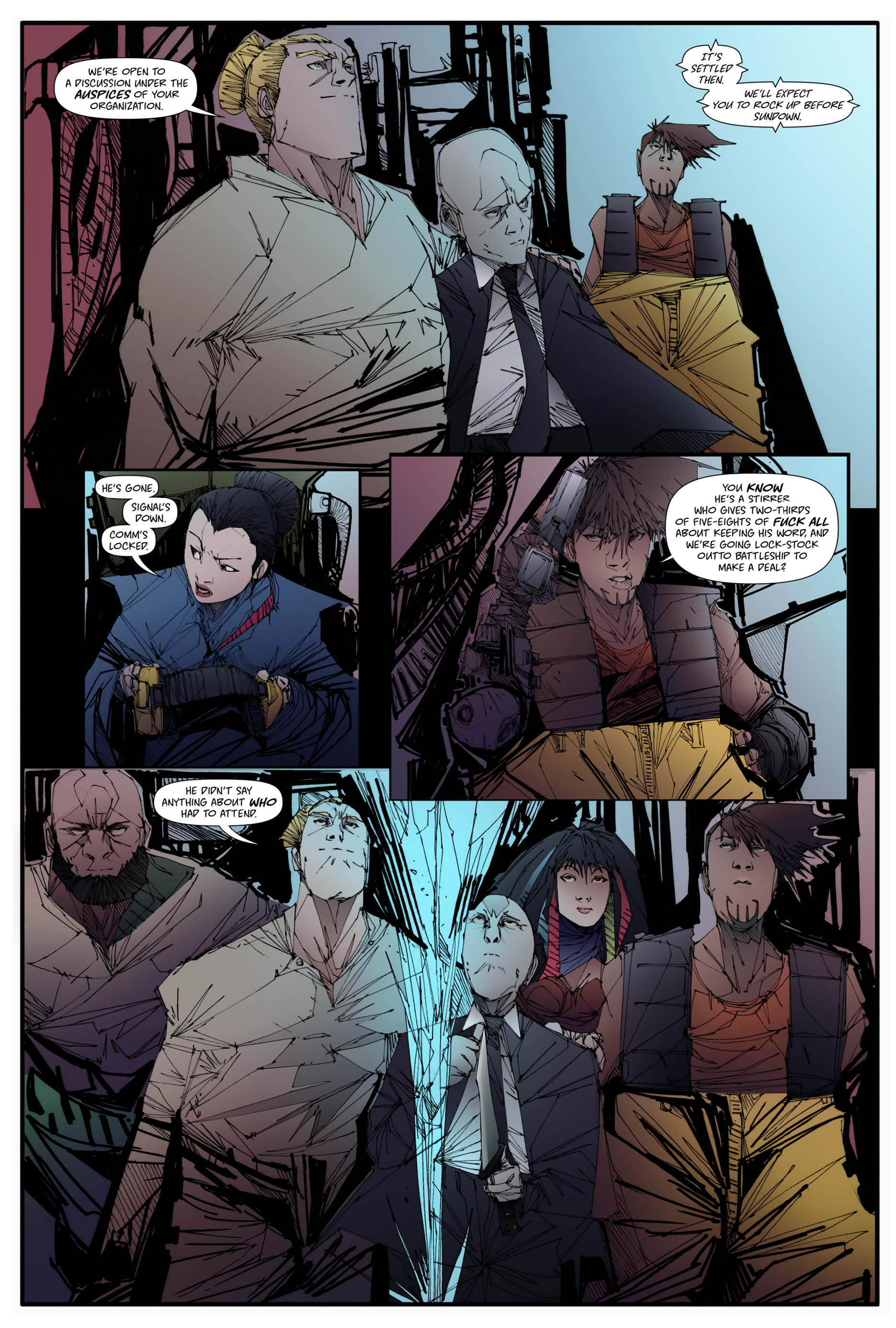 Read online Scrimshaw comic -  Issue #2 - 18