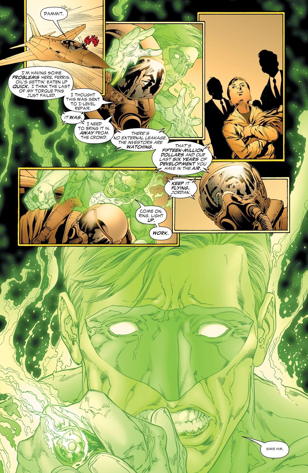 Green Lantern: The Sinestro Corps War Full #1 - English 63