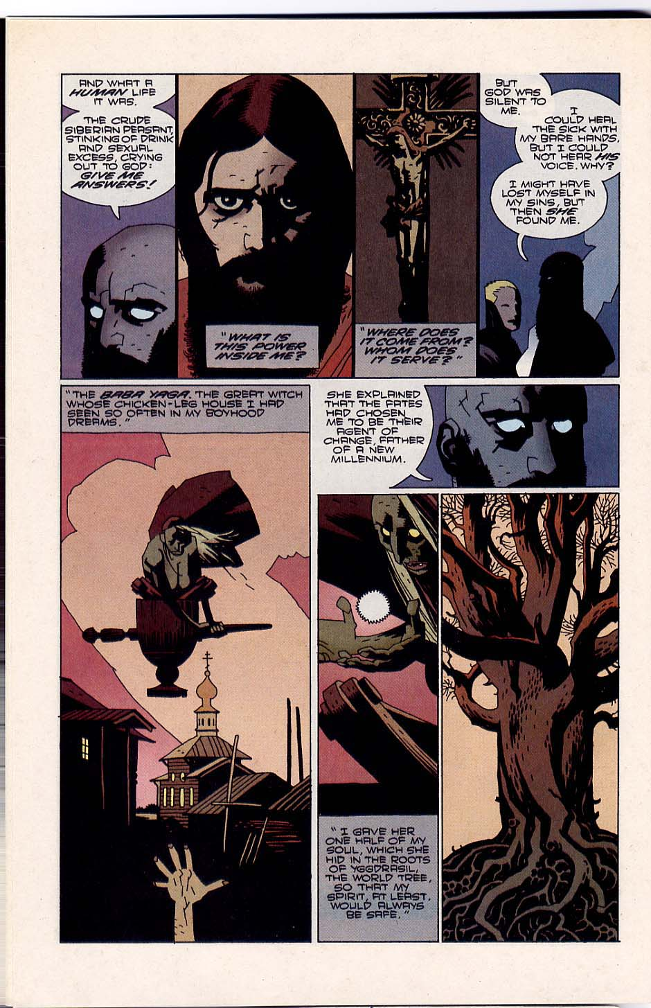 Hellboy: Wake the Devil Issue #3 #3 - English 12