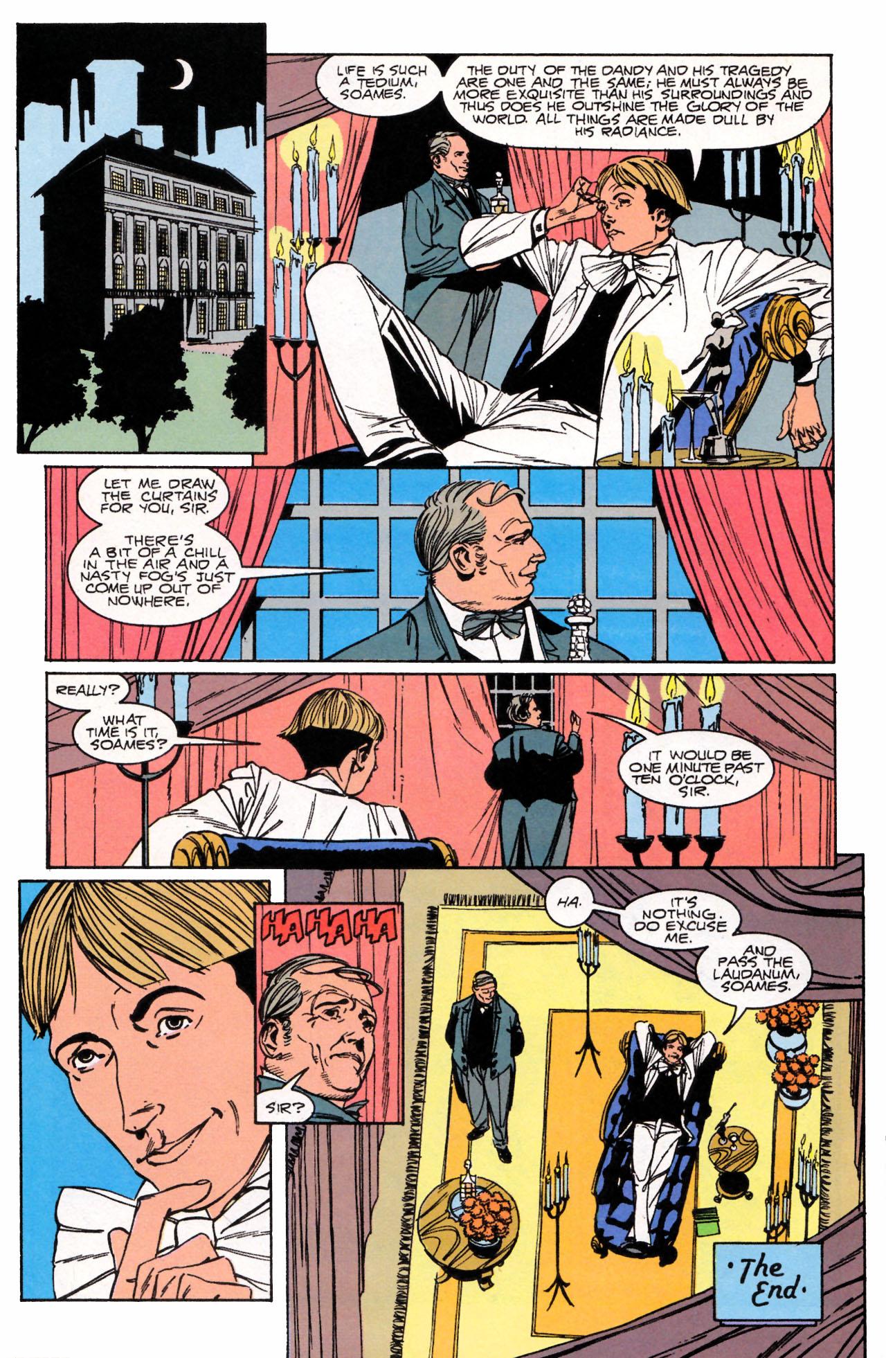 Read online Sebastian O comic -  Issue #3 - 30