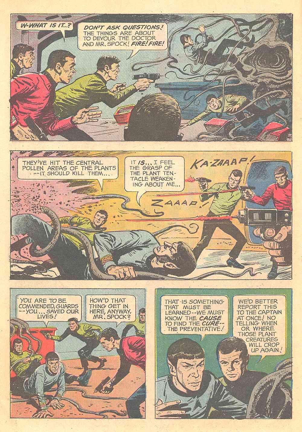 Star Trek (1967) Issue #1 #1 - English 6