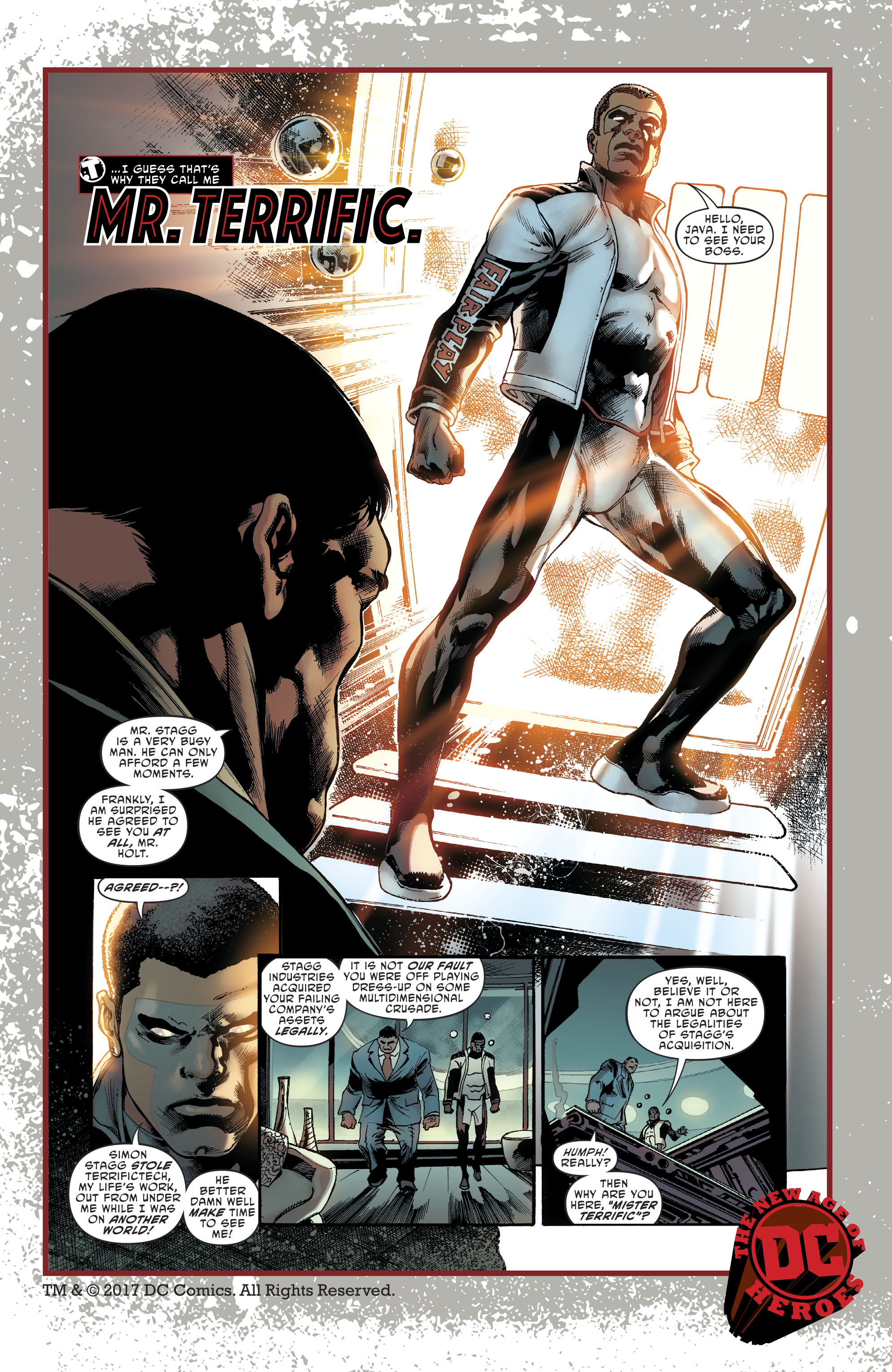 Nightwing: The New Order chap 6 pic 27