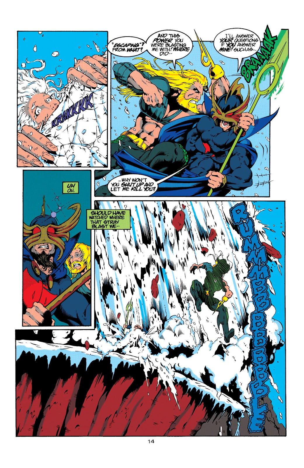 Aquaman (1994) Issue #19 #25 - English 14