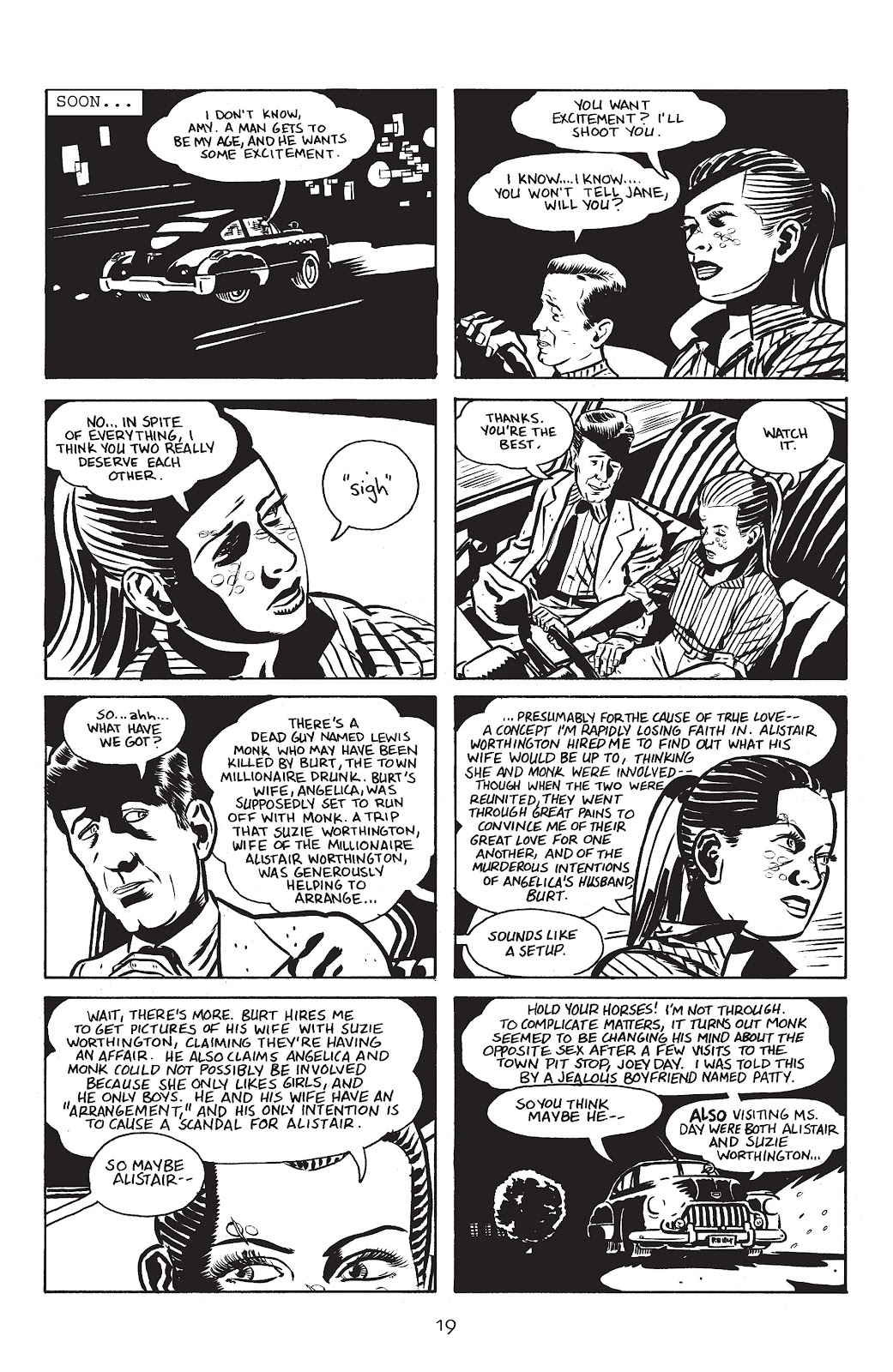 Stray Bullets Issue #18 #18 - English 21