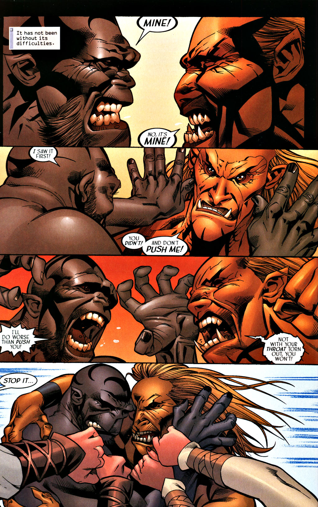 Read online Scion comic -  Issue #28 - 8