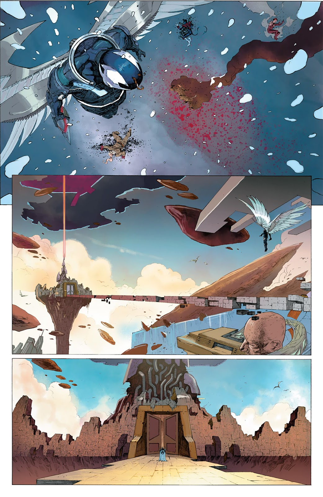 Uncanny X-Force (2010) Issue #17 #18 - English 20