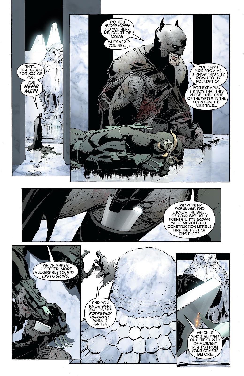 Batman (2011) Issue #6 #21 - English 20