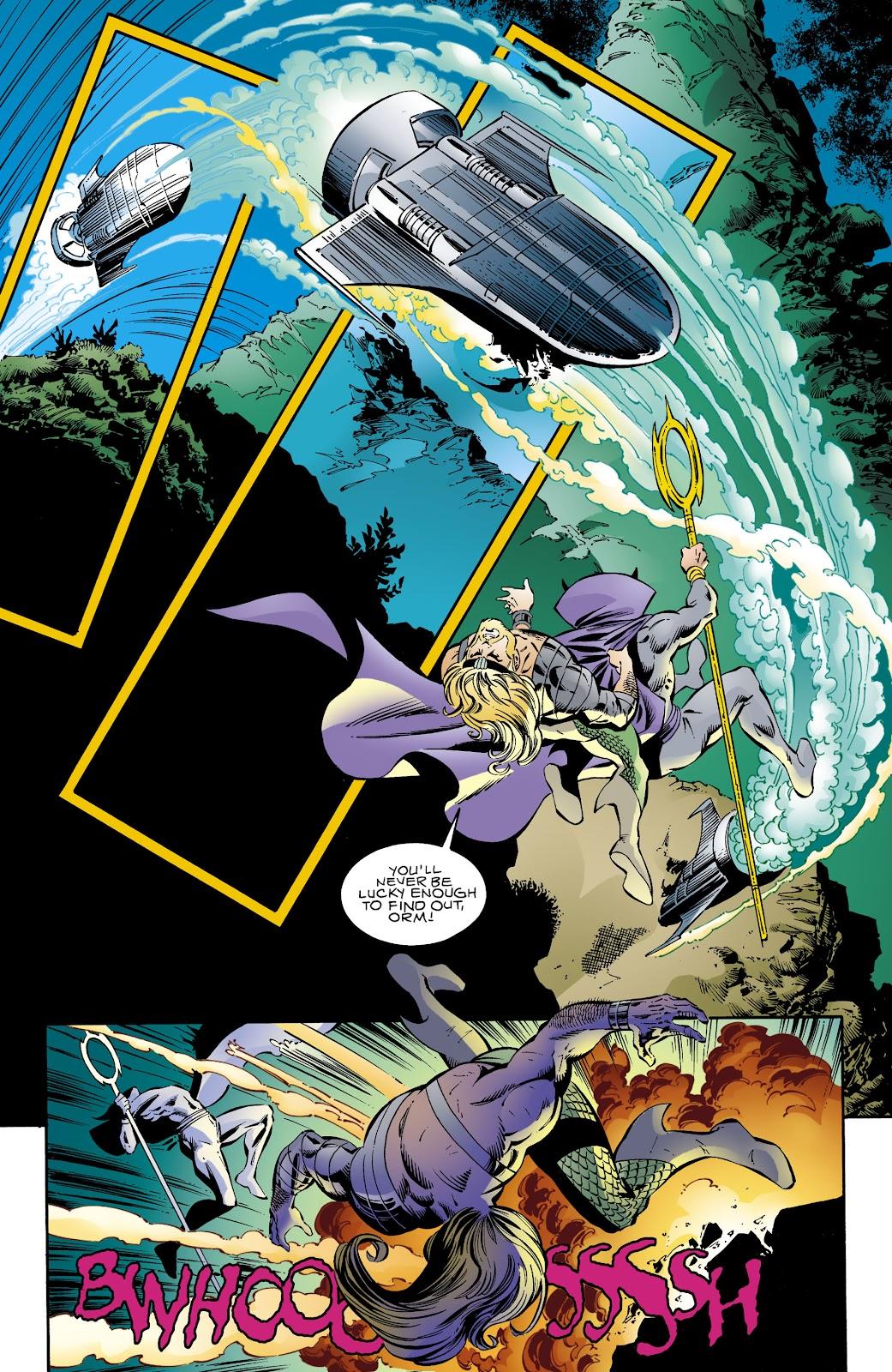 Aquaman (1994) Issue #69 #75 - English 15