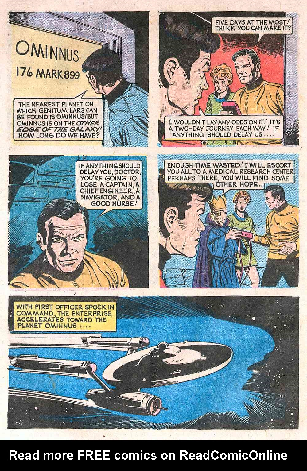 Star Trek (1967) Issue #23 #23 - English 10