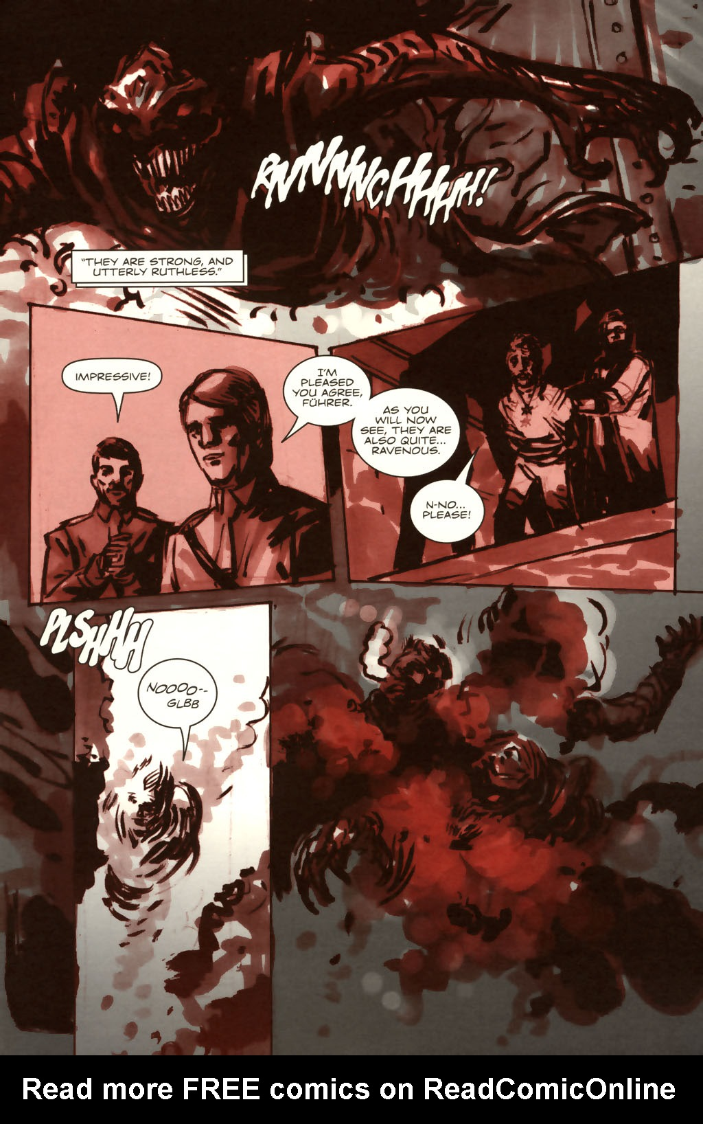 Read online Sea of Red comic -  Issue #9 - 6
