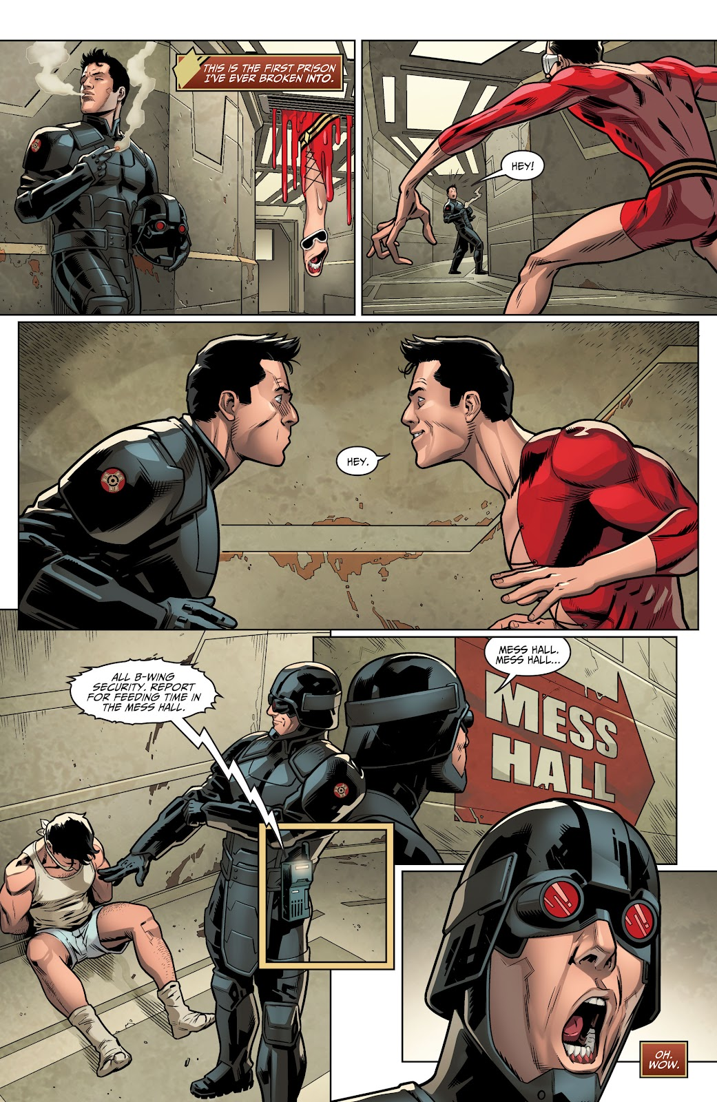 Injustice: Gods Among Us Year Four _Annual 1 #1 - English 22