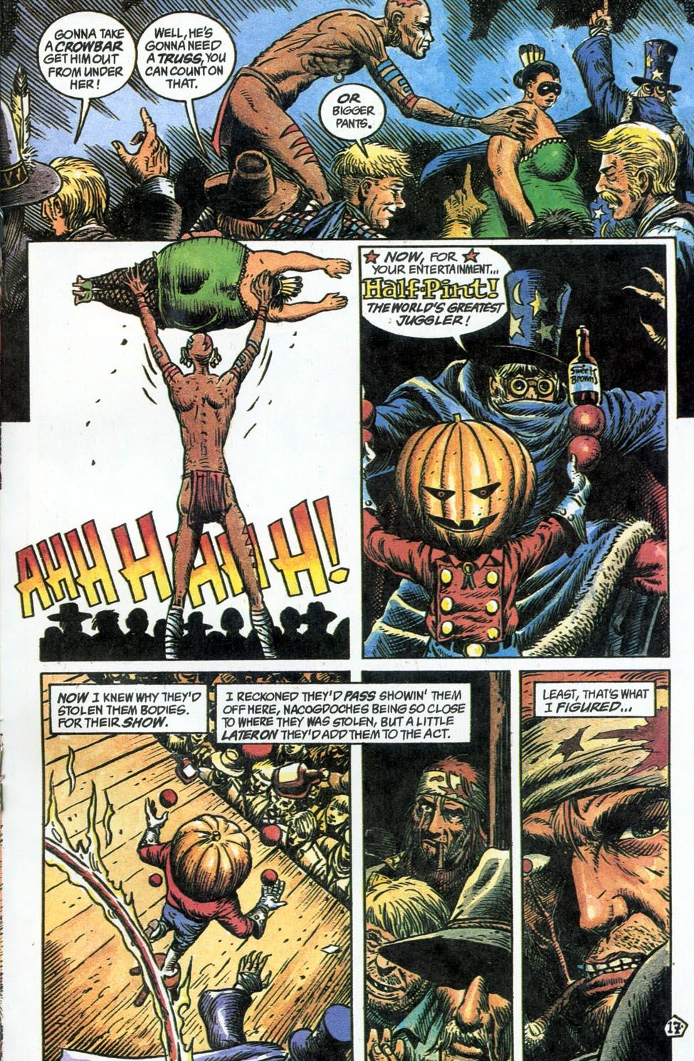 Jonah Hex: Two-Gun Mojo Issue #3 #3 - English 19