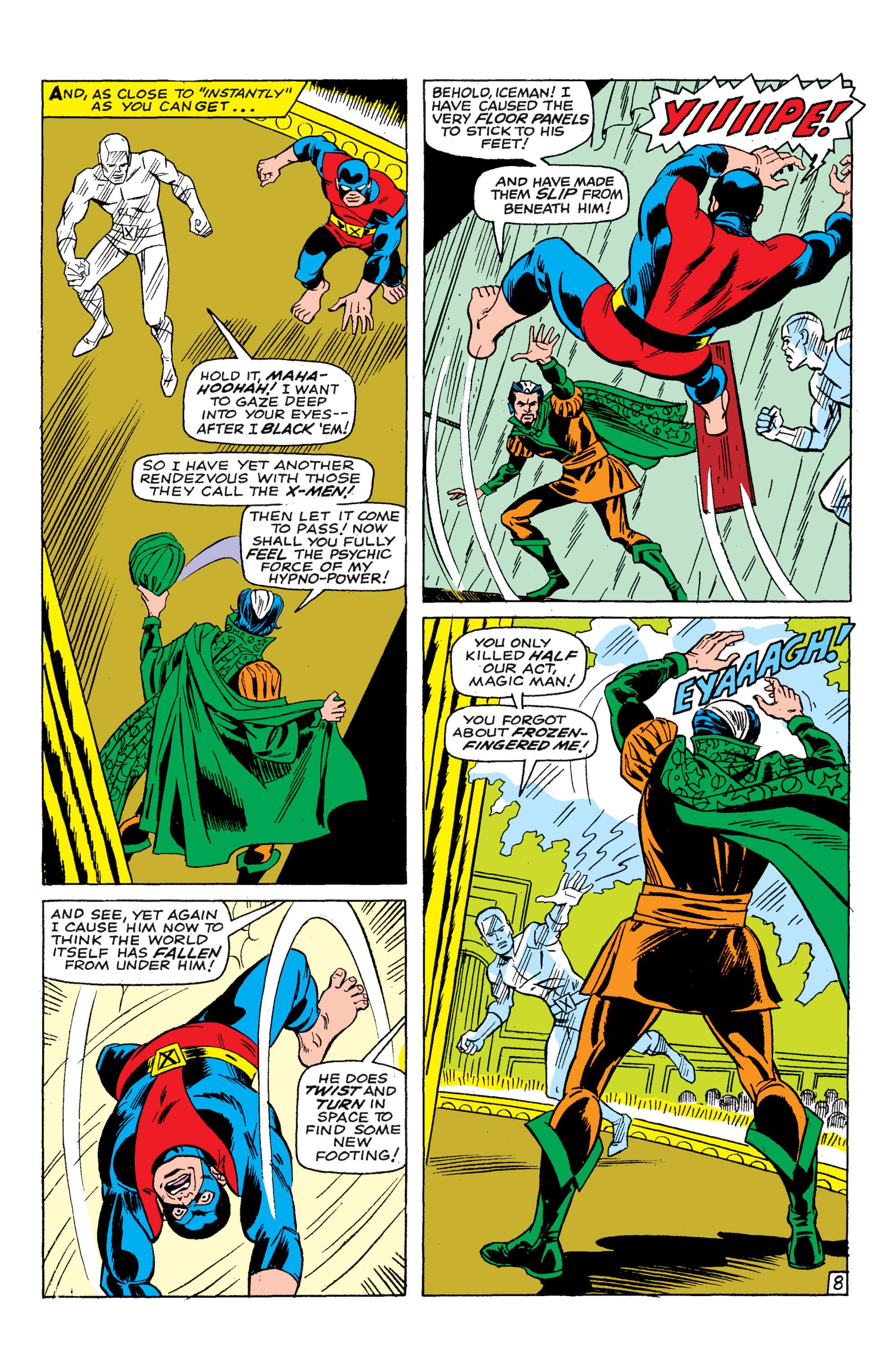 Uncanny X-Men (1963) 47 Page 8