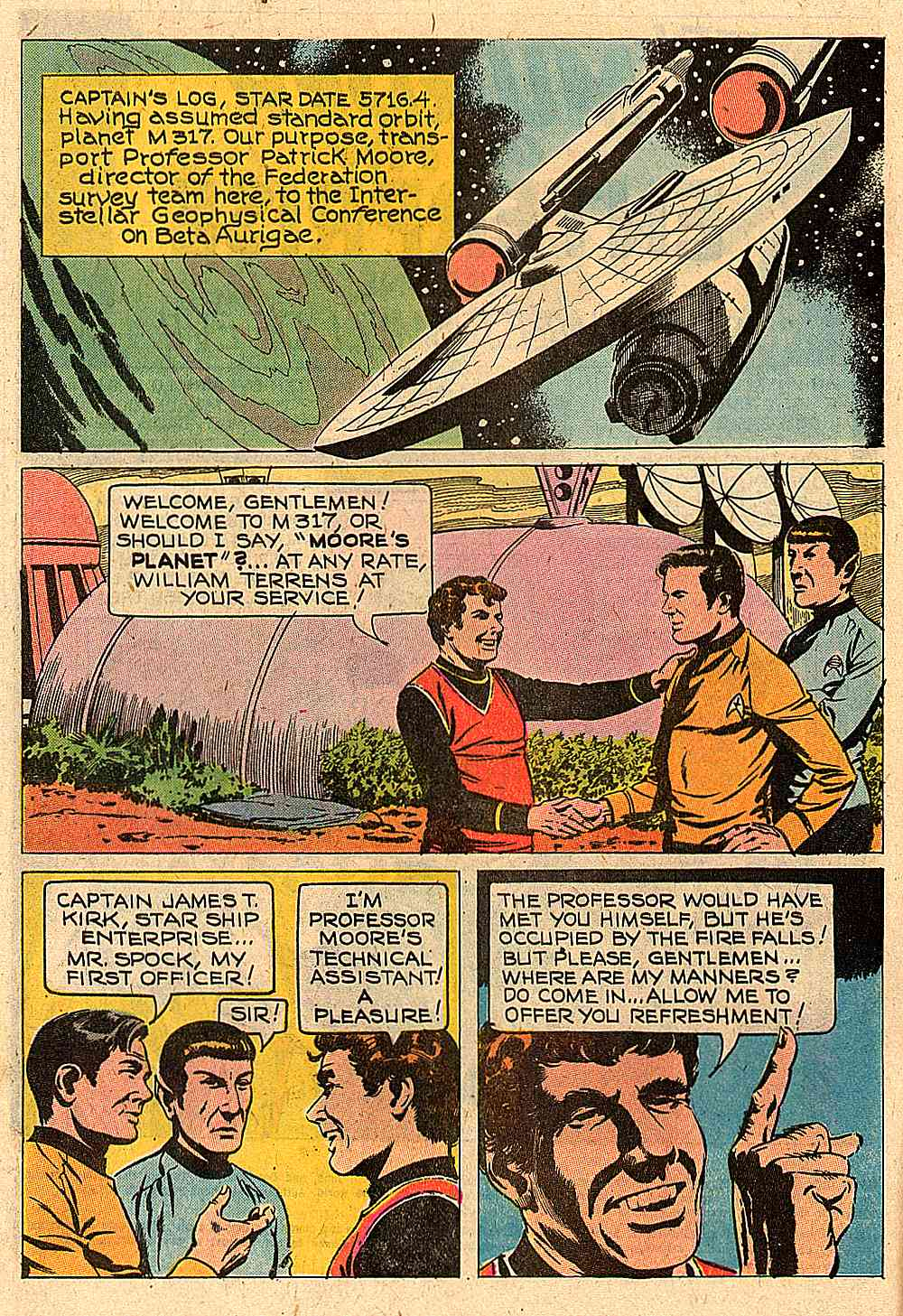 Star Trek (1967) #48 #48 - English 3