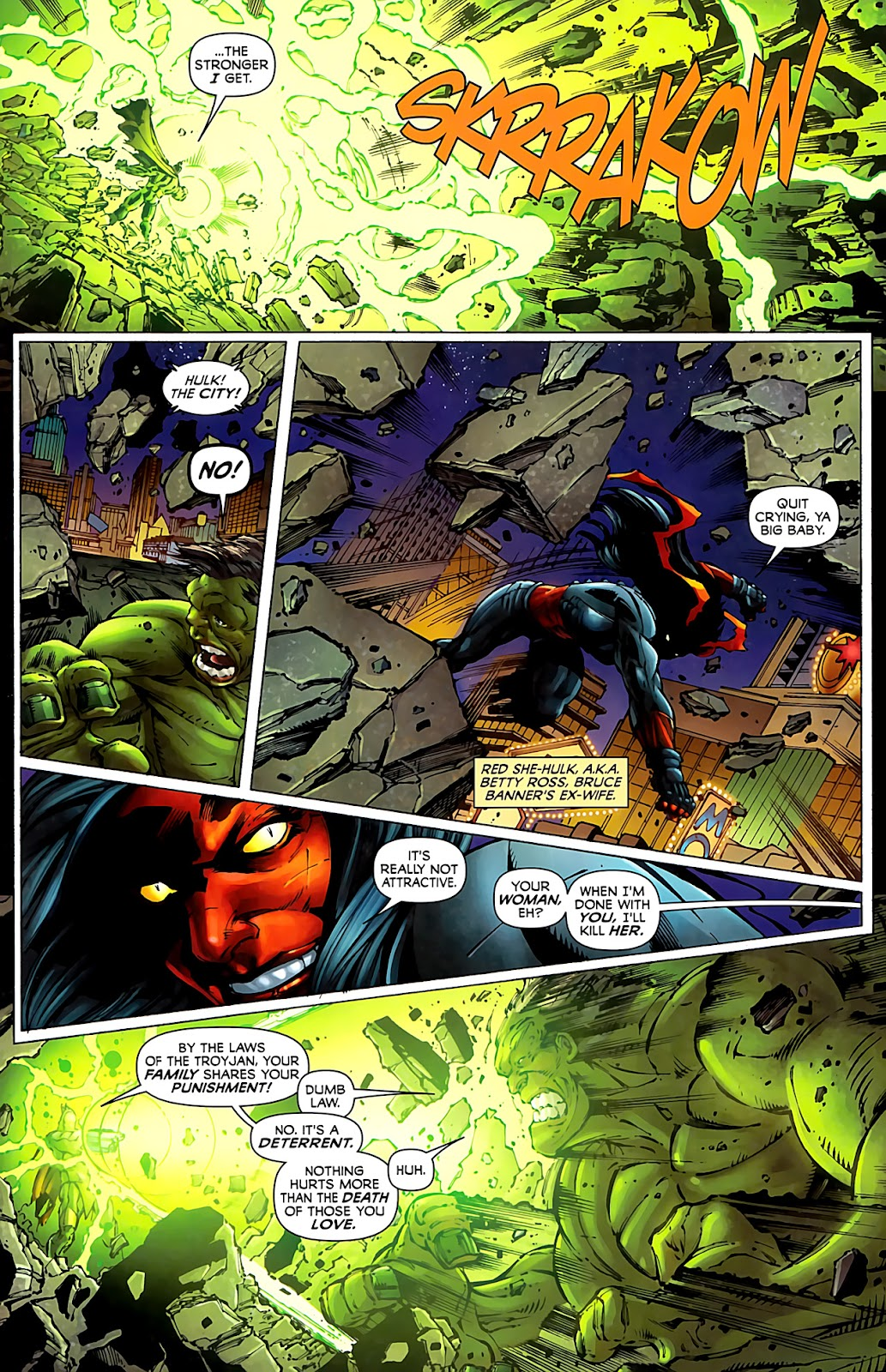 Incredible Hulks (2010) Issue #632 #22 - English 17