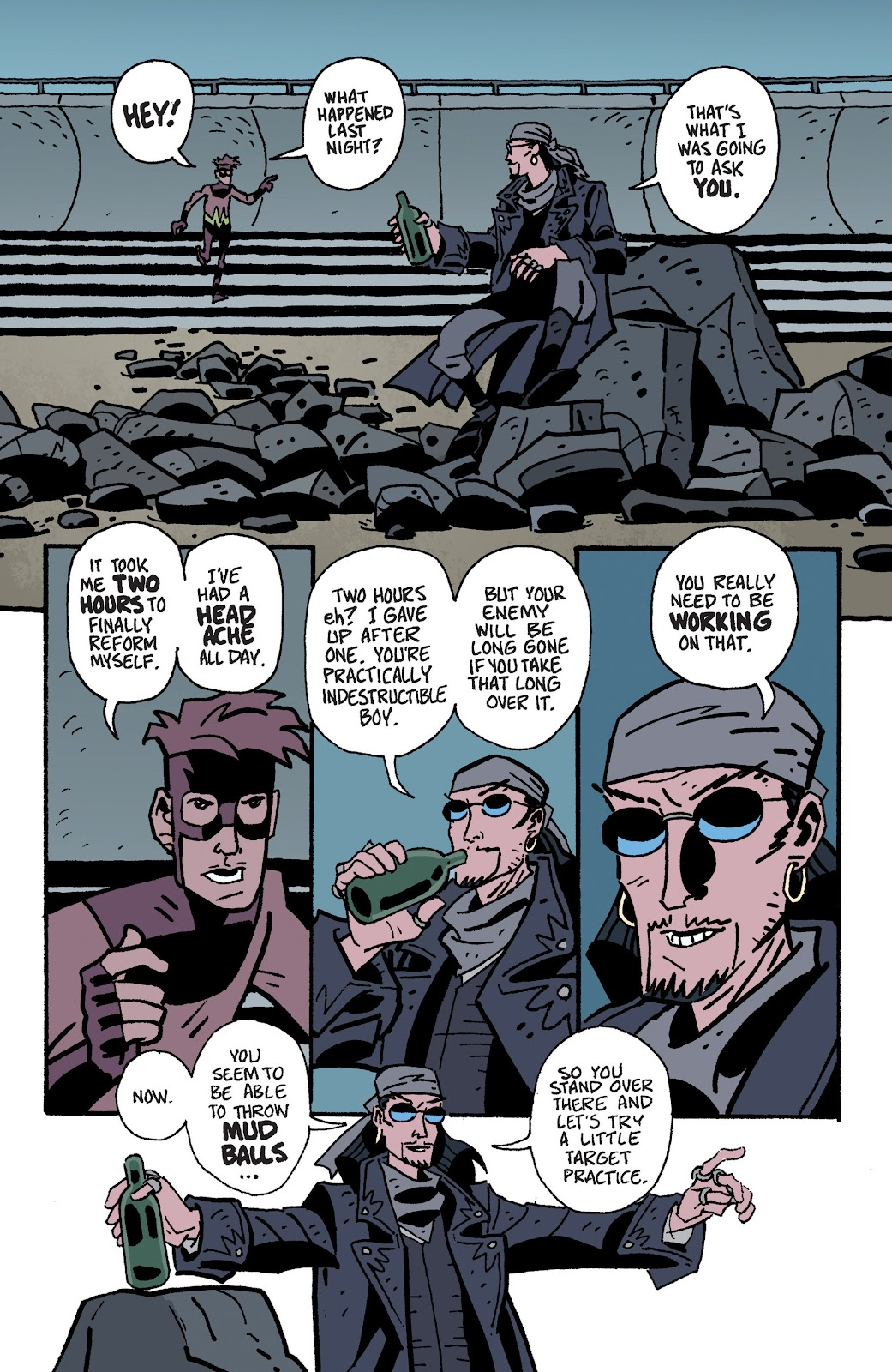 Mudman Issue #6 #6 - English 10