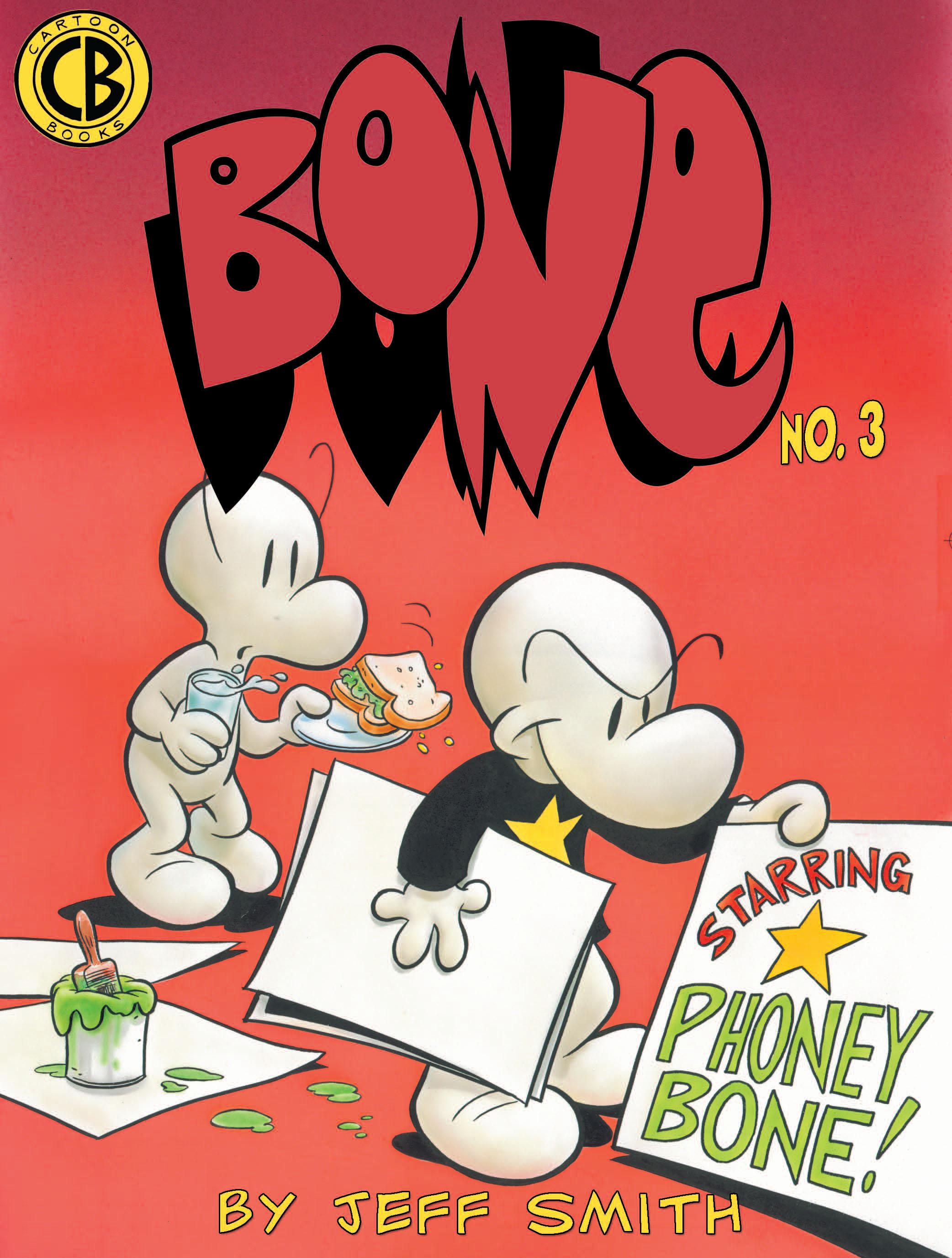 Bone (1991) 3 Page 1