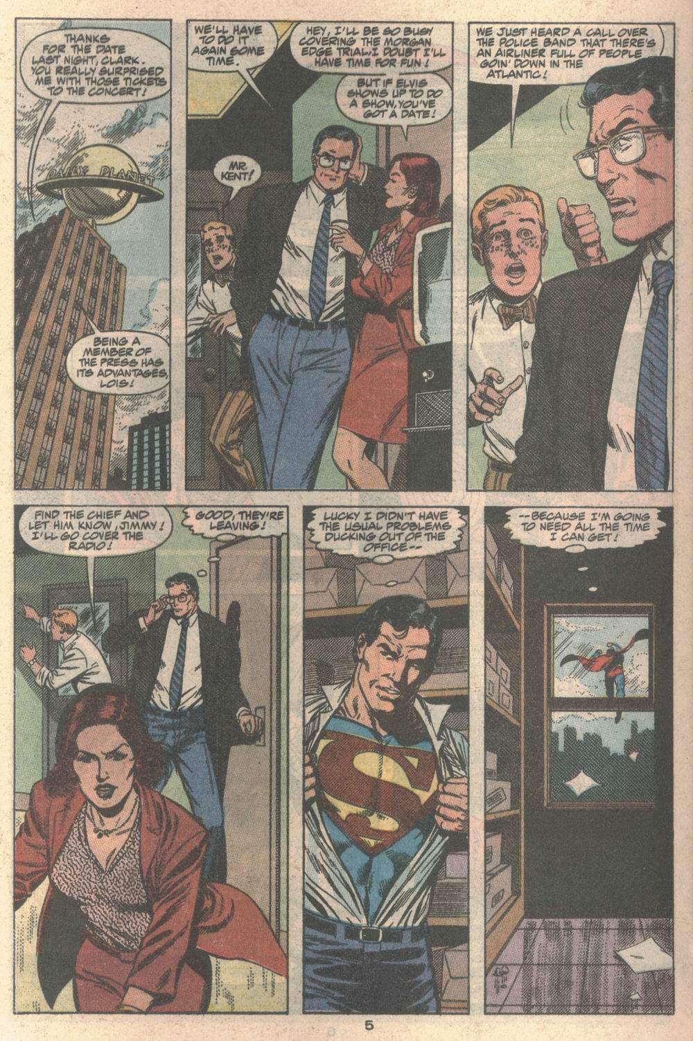 Adventures of Superman (1987) _Annual_2 Page 4
