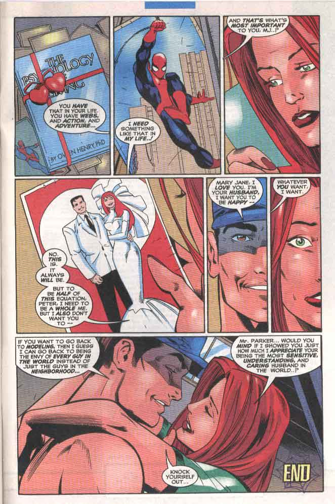 Read online The Sensational Spider-Man (1996) comic -  Issue #33 - 22