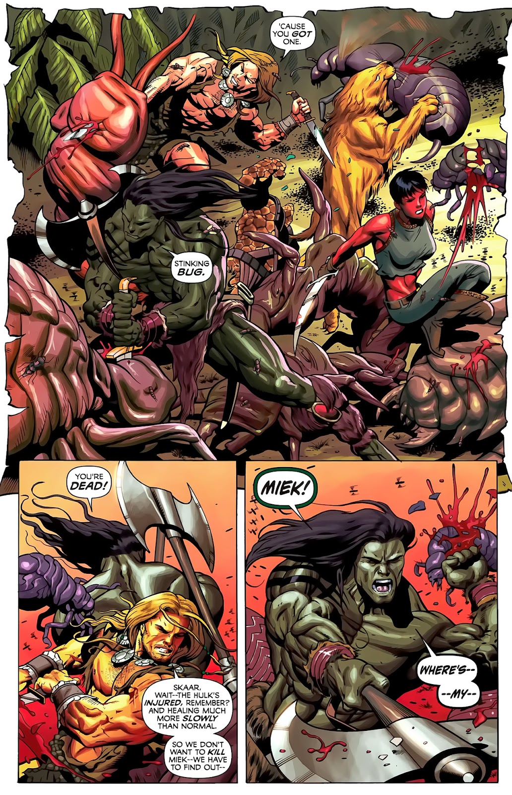 Incredible Hulks (2010) Issue #624 #14 - English 7