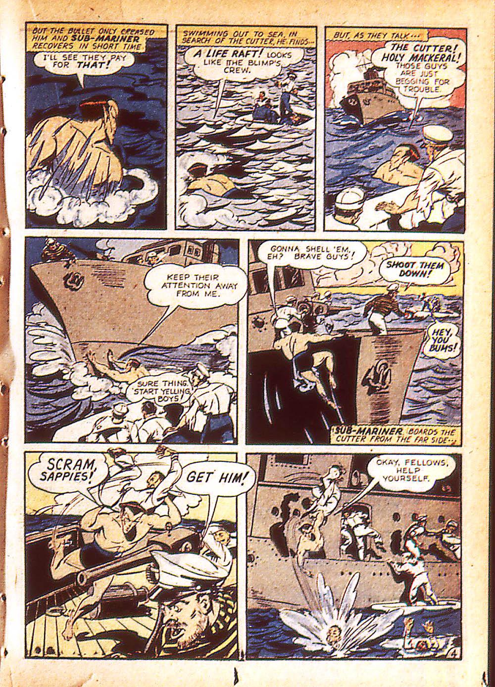 Sub-Mariner Comics Issue #8 #8 - English 28
