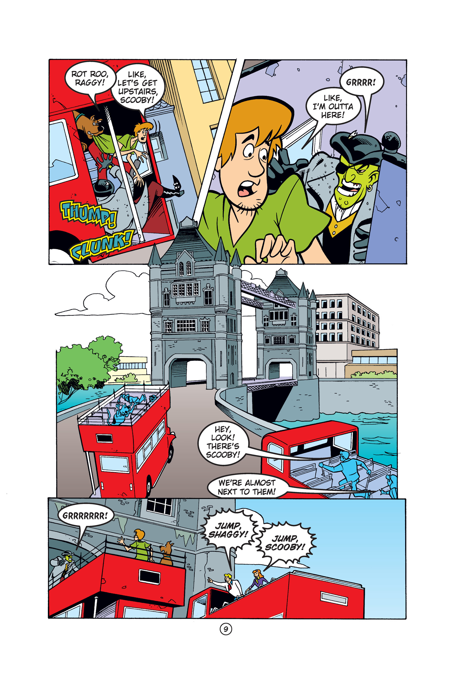 Read online Scooby-Doo: Where Are You? comic -  Issue #52 - 20