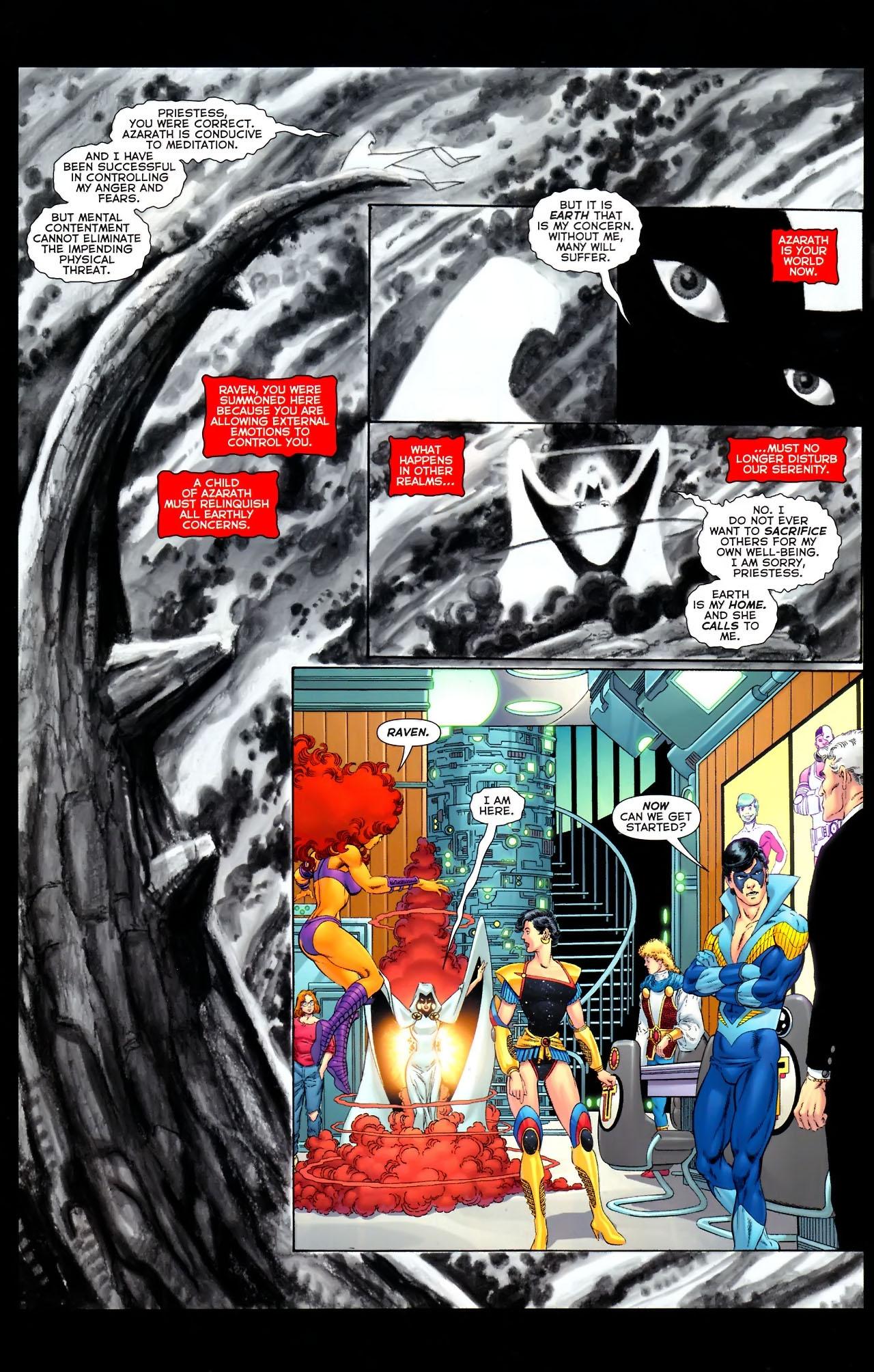 Teen Titans (2003) #100 #110 - English 42