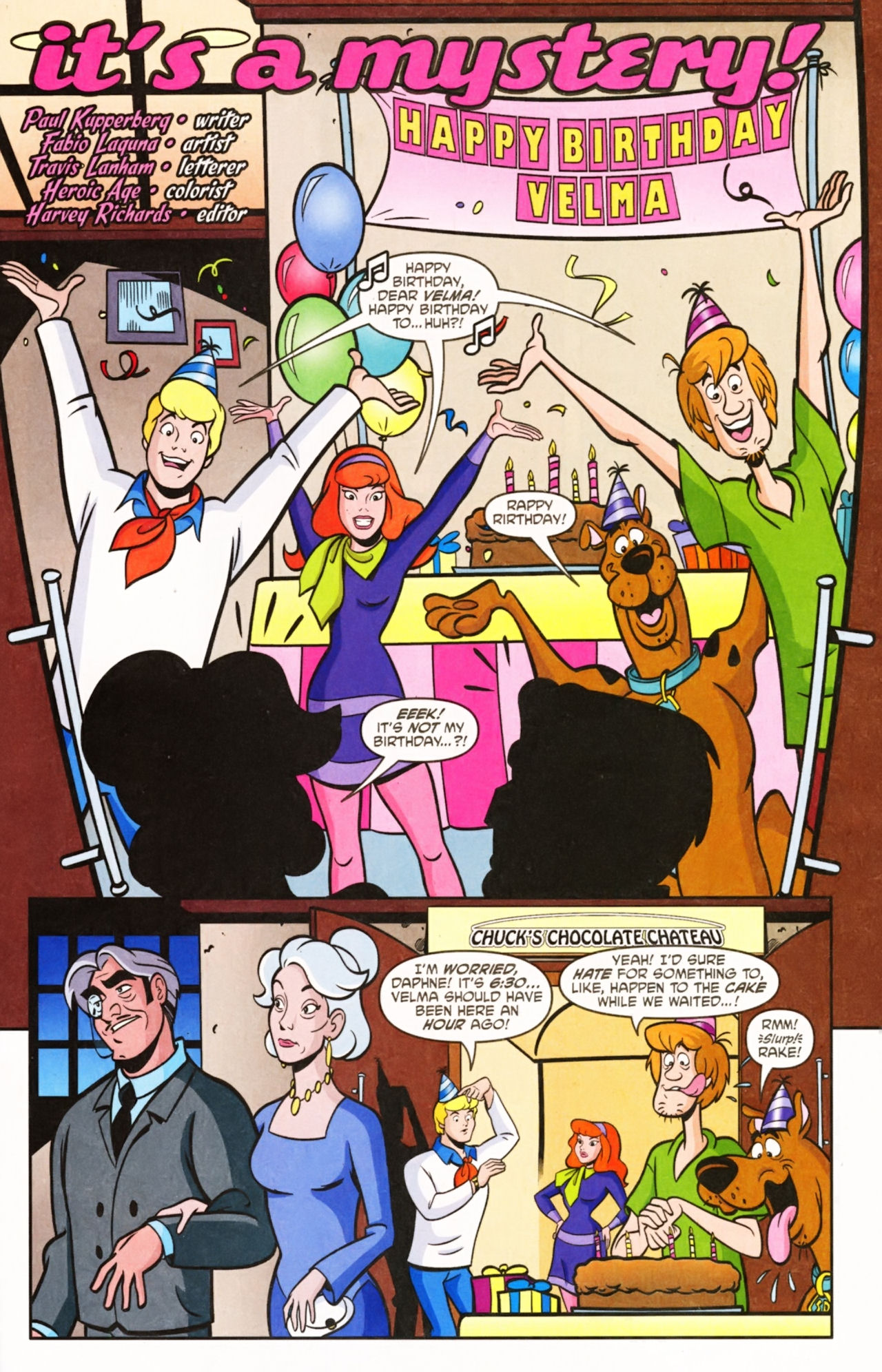 Read online Scooby-Doo (1997) comic -  Issue #155 - 12