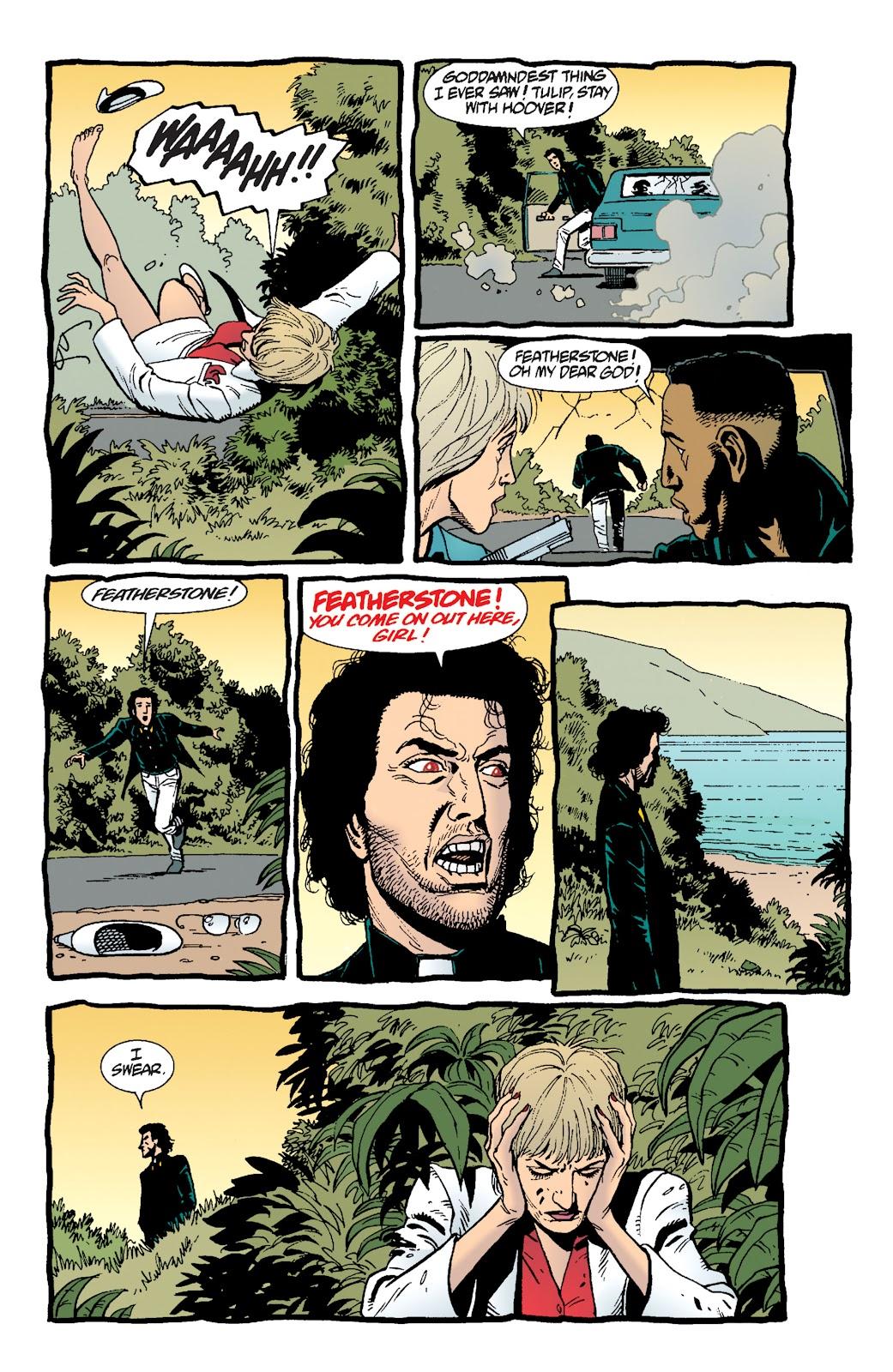 Preacher Issue #17 #26 - English 10