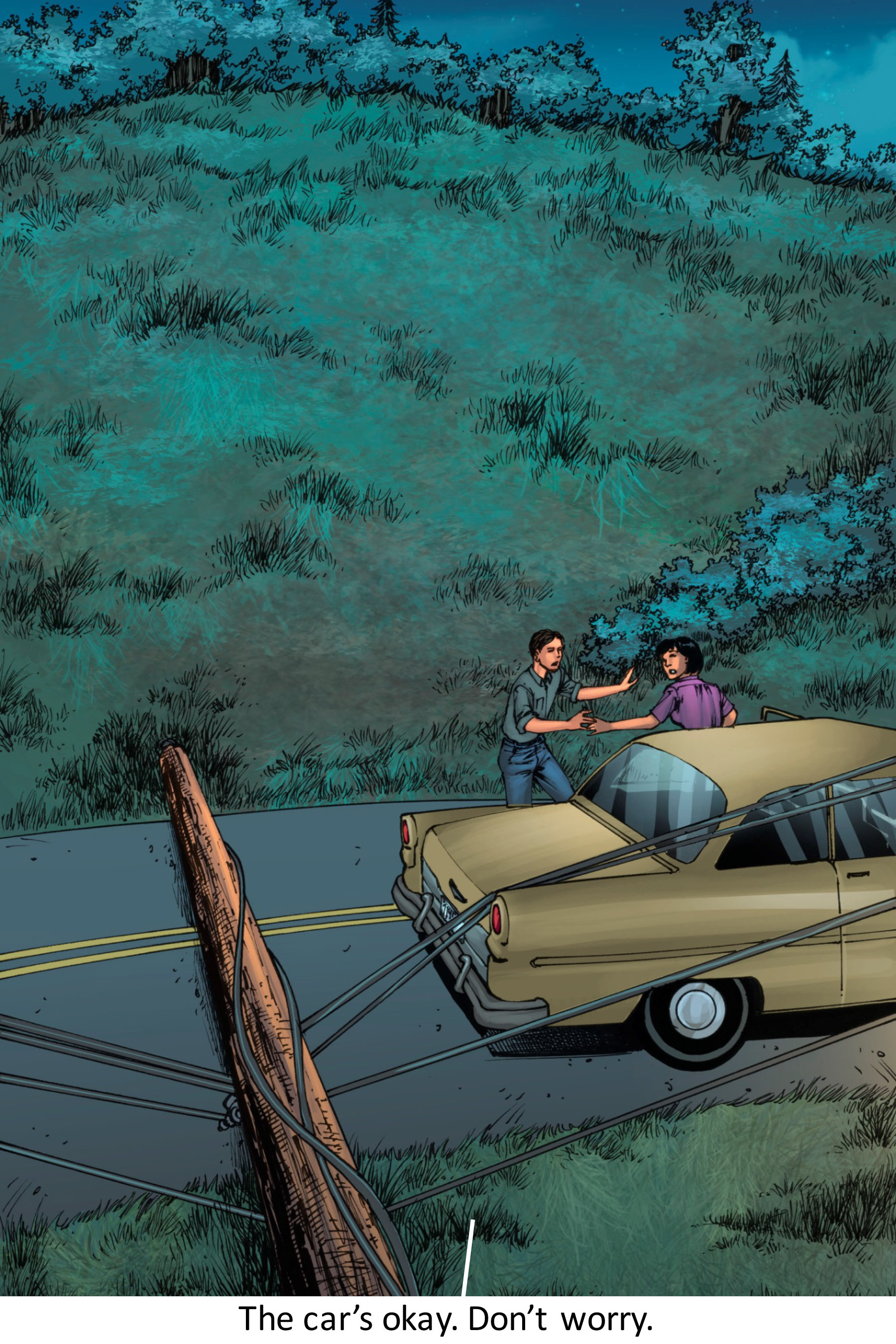 Read online Z-Men comic -  Issue #3 - 16