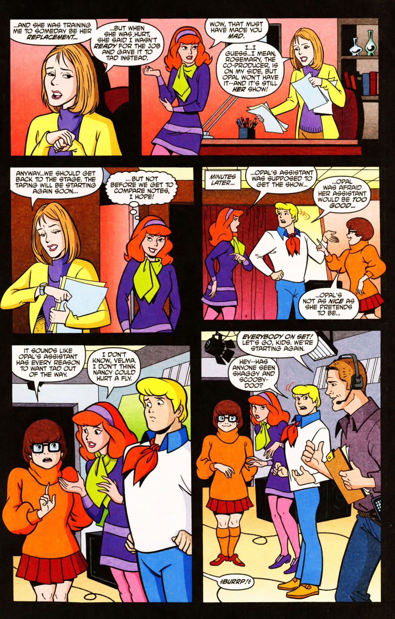 Read online Scooby-Doo (1997) comic -  Issue #153 - 8