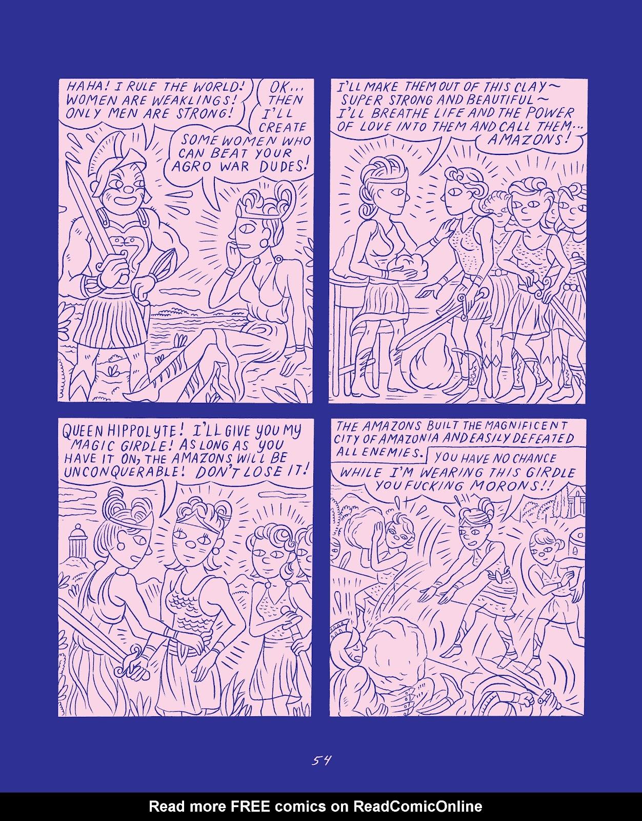 What Parsifal Saw TPB #1 - English 58