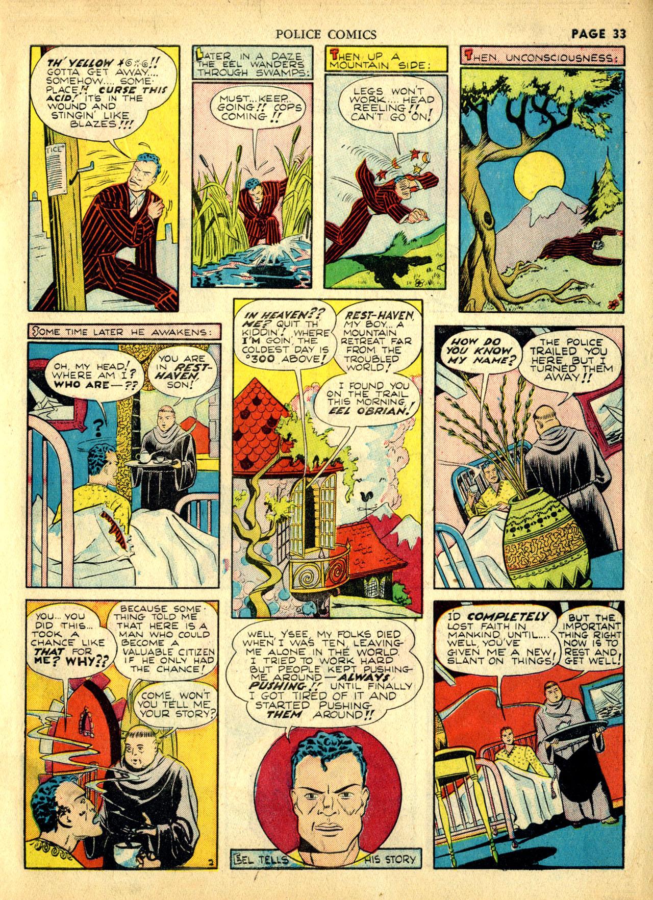 Police Comics #1 #127 - English 36