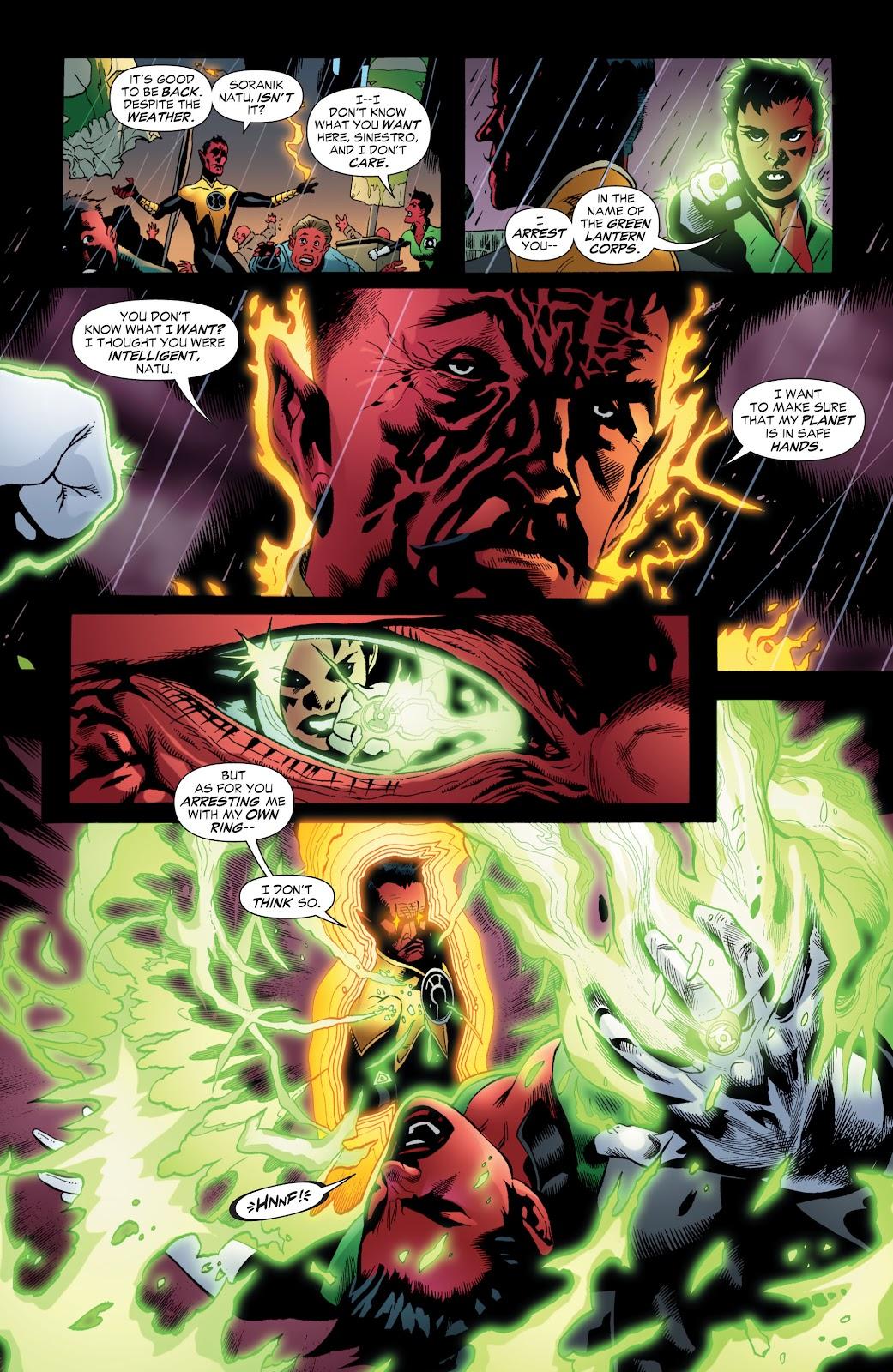 Green Lantern: The Sinestro Corps War Full #1 - English 76