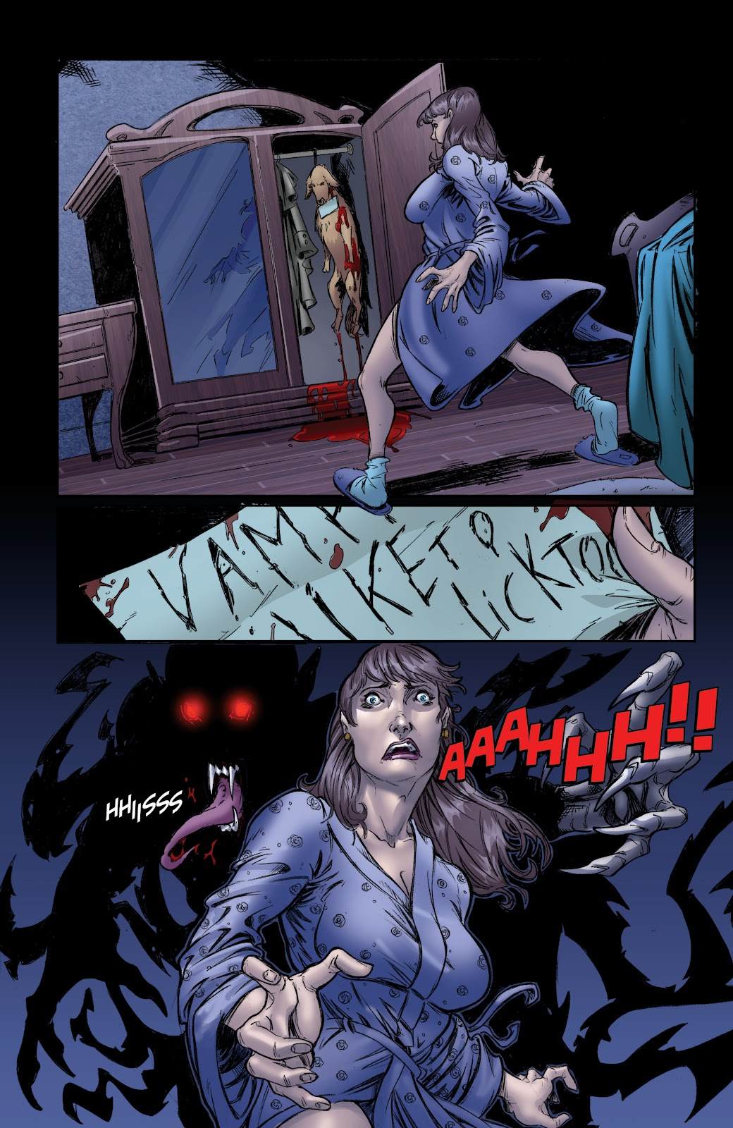 Grimm Fairy Tales (2005) _Special - Halloween Special #2 - English 29