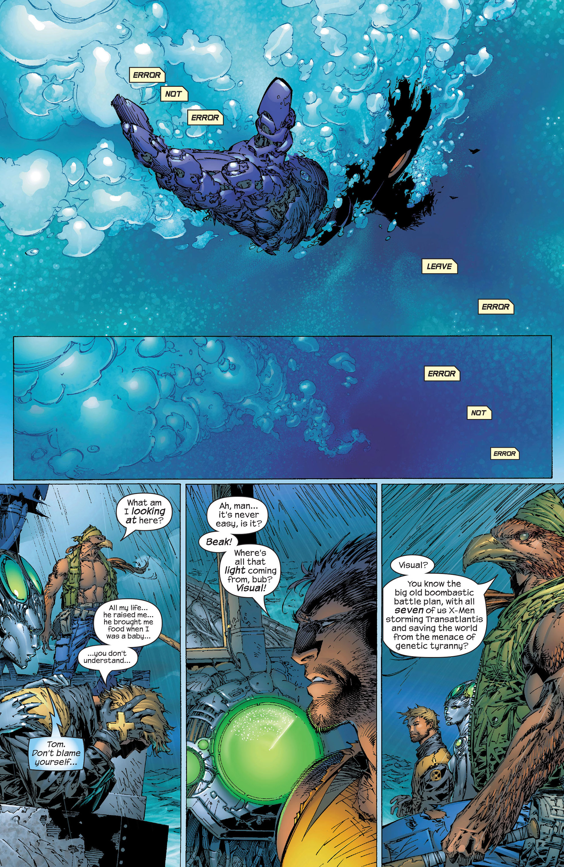 Read online New X-Men (2001) comic -  Issue #153 - 18