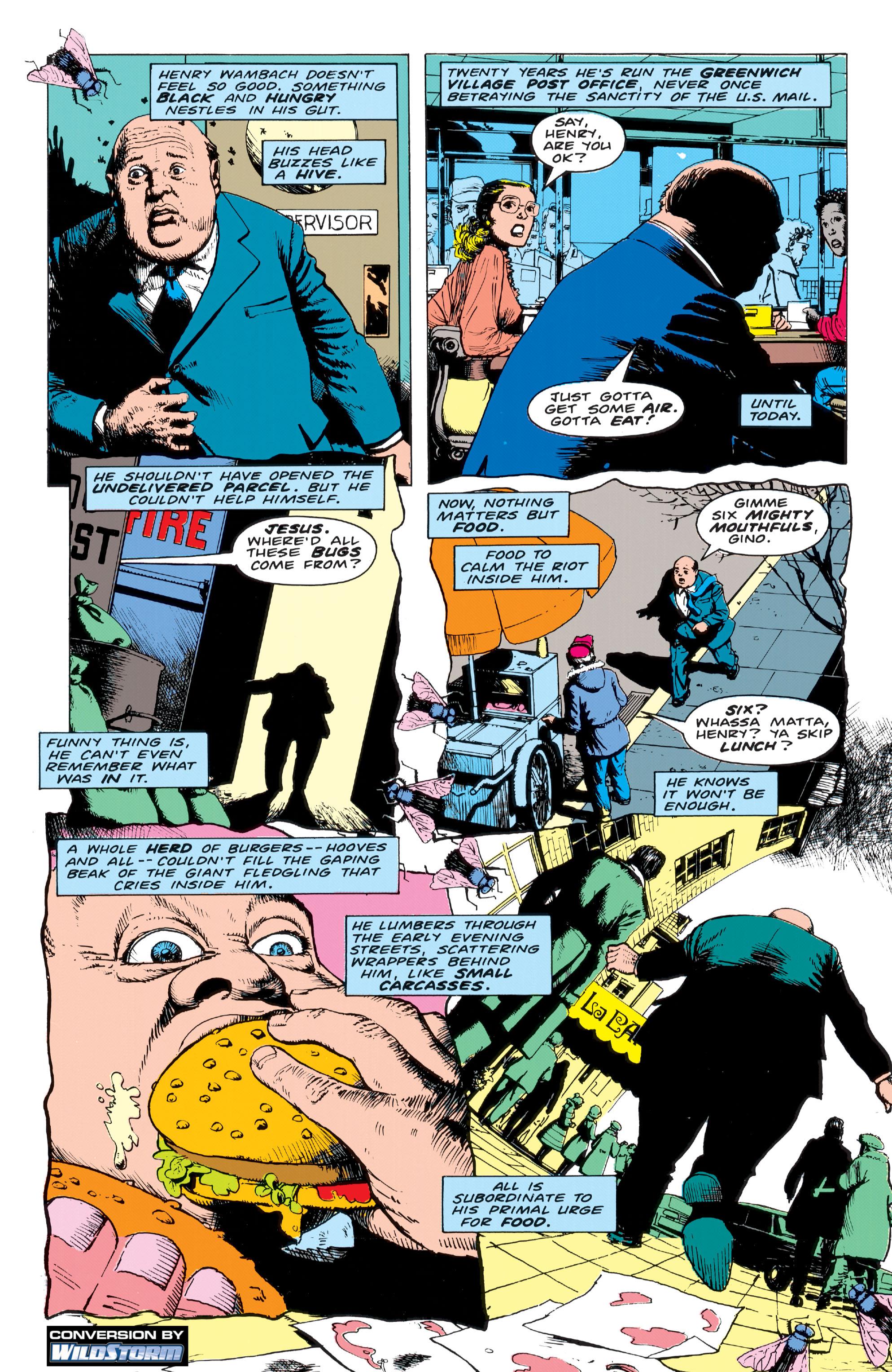 Hellblazer 1 Page 2
