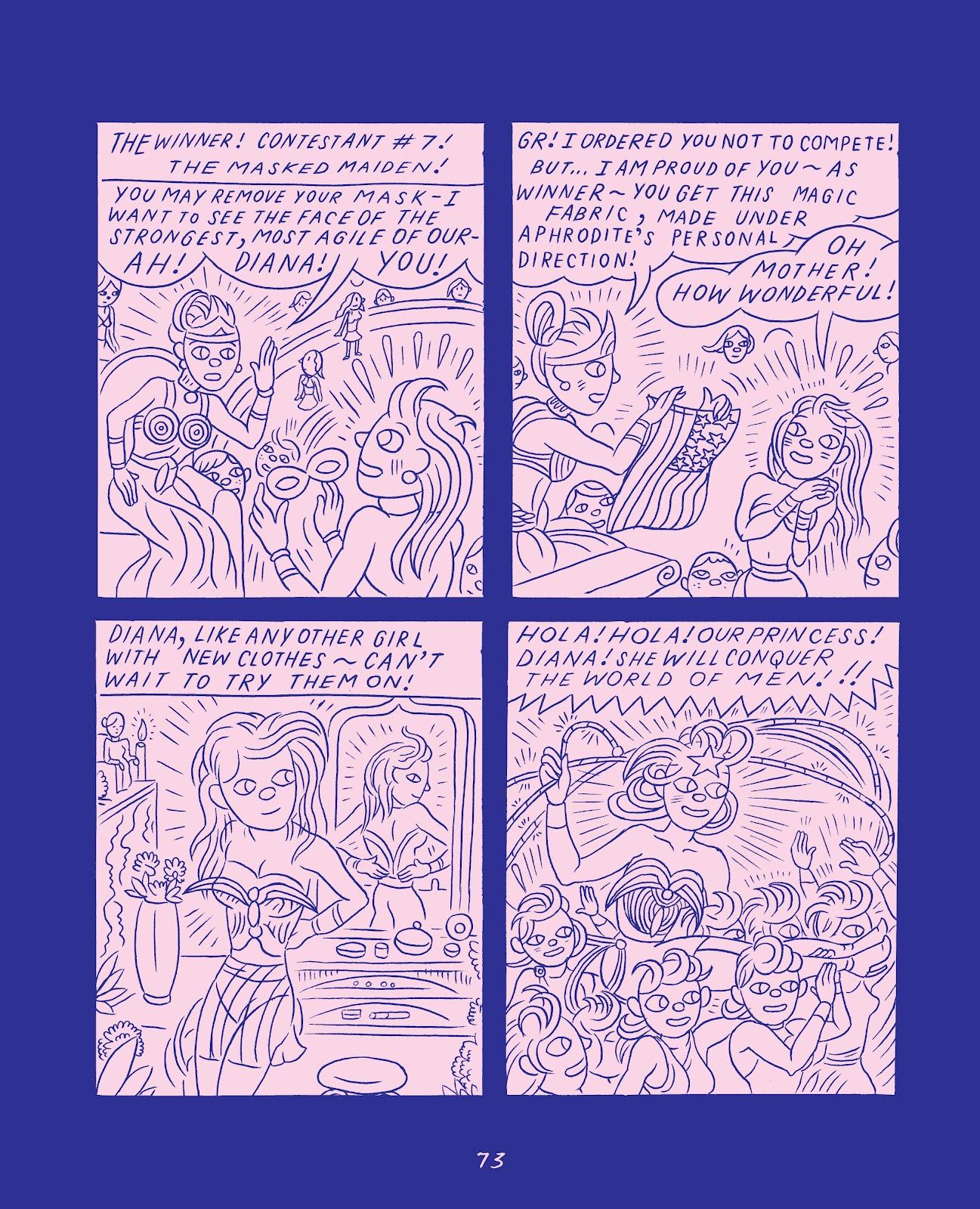 What Parsifal Saw TPB #1 - English 77