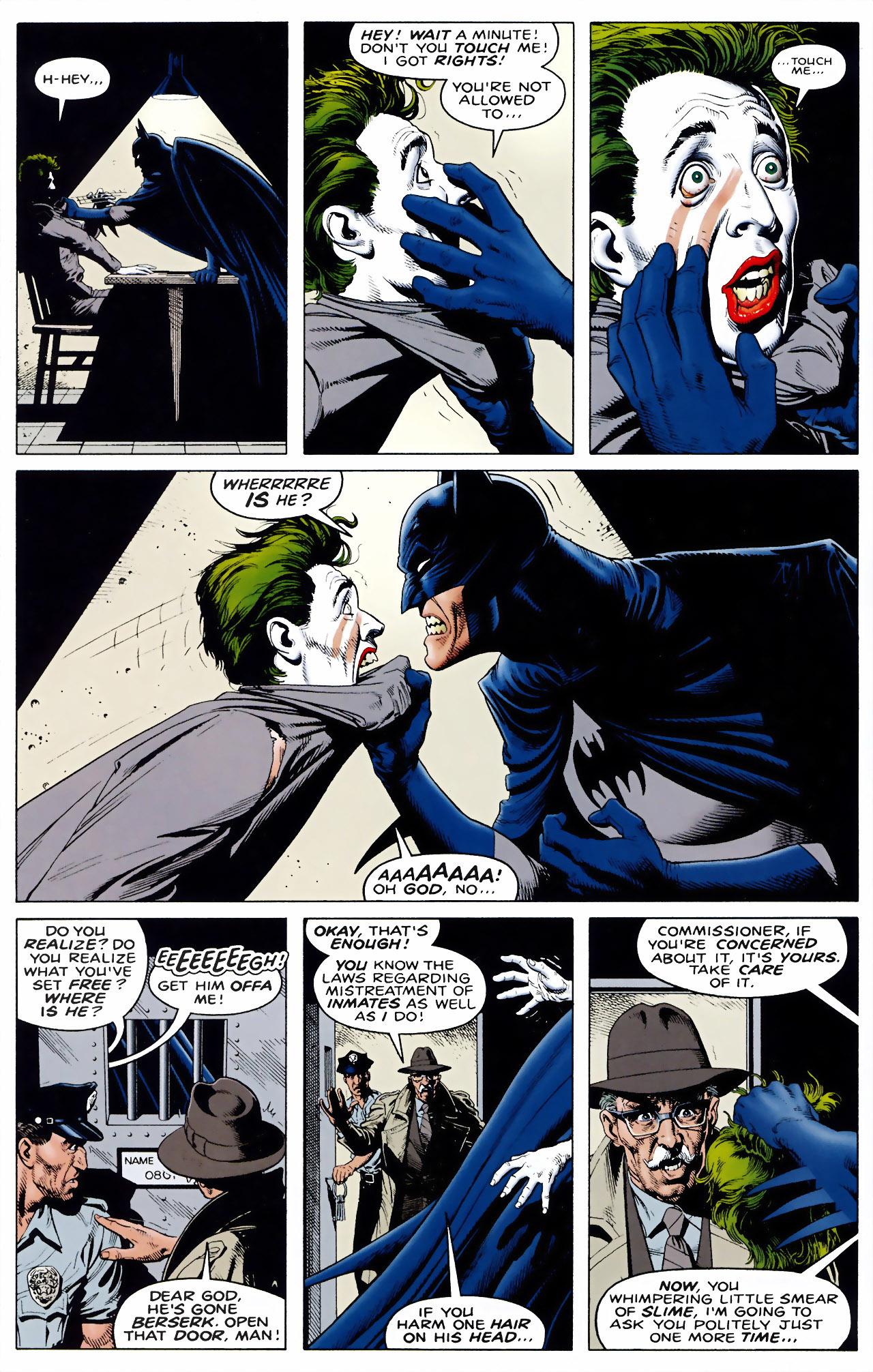 Batman: The Killing Joke chap 1 pic 11