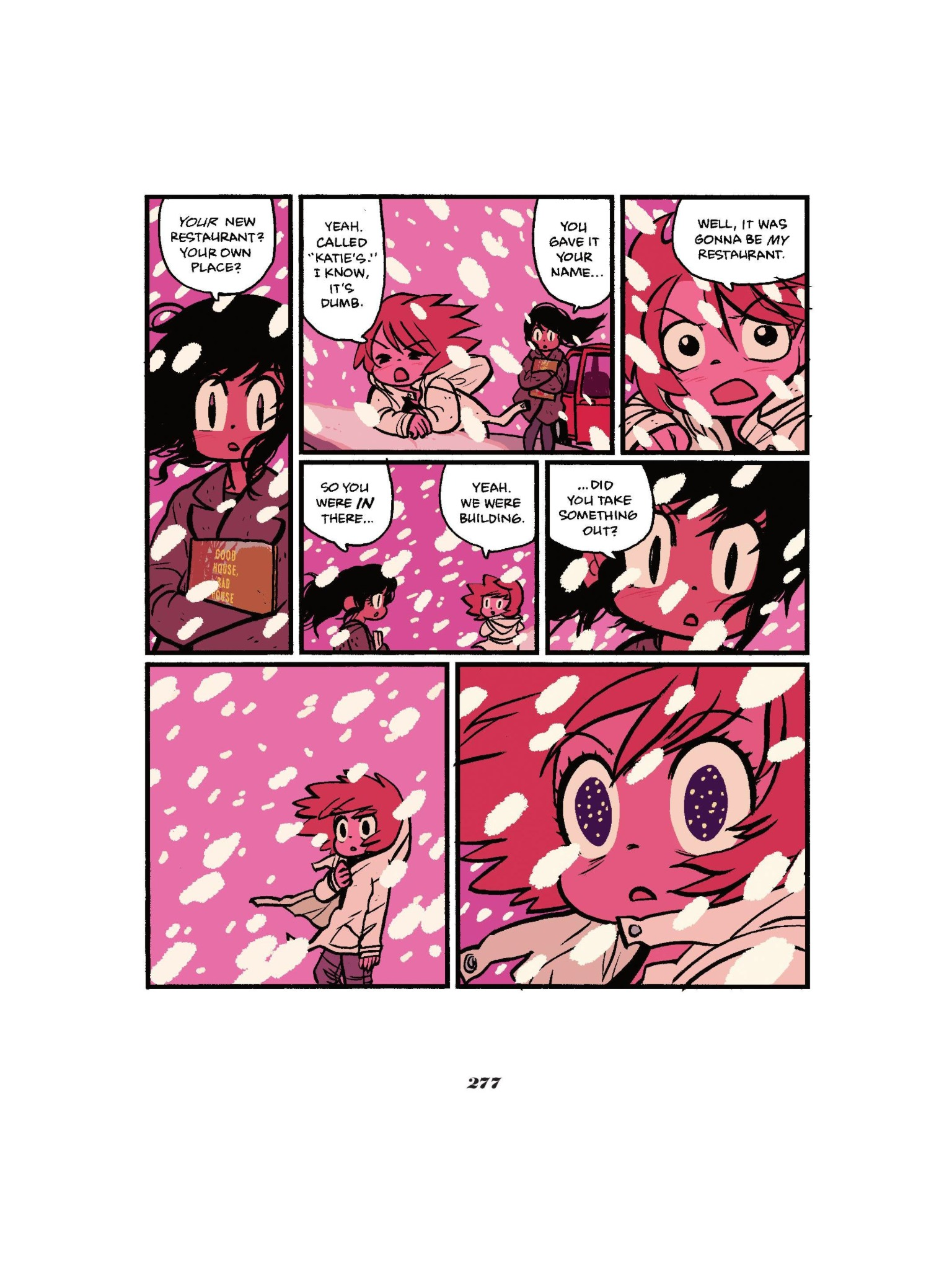 Read online Seconds comic -  Issue # Full - 277