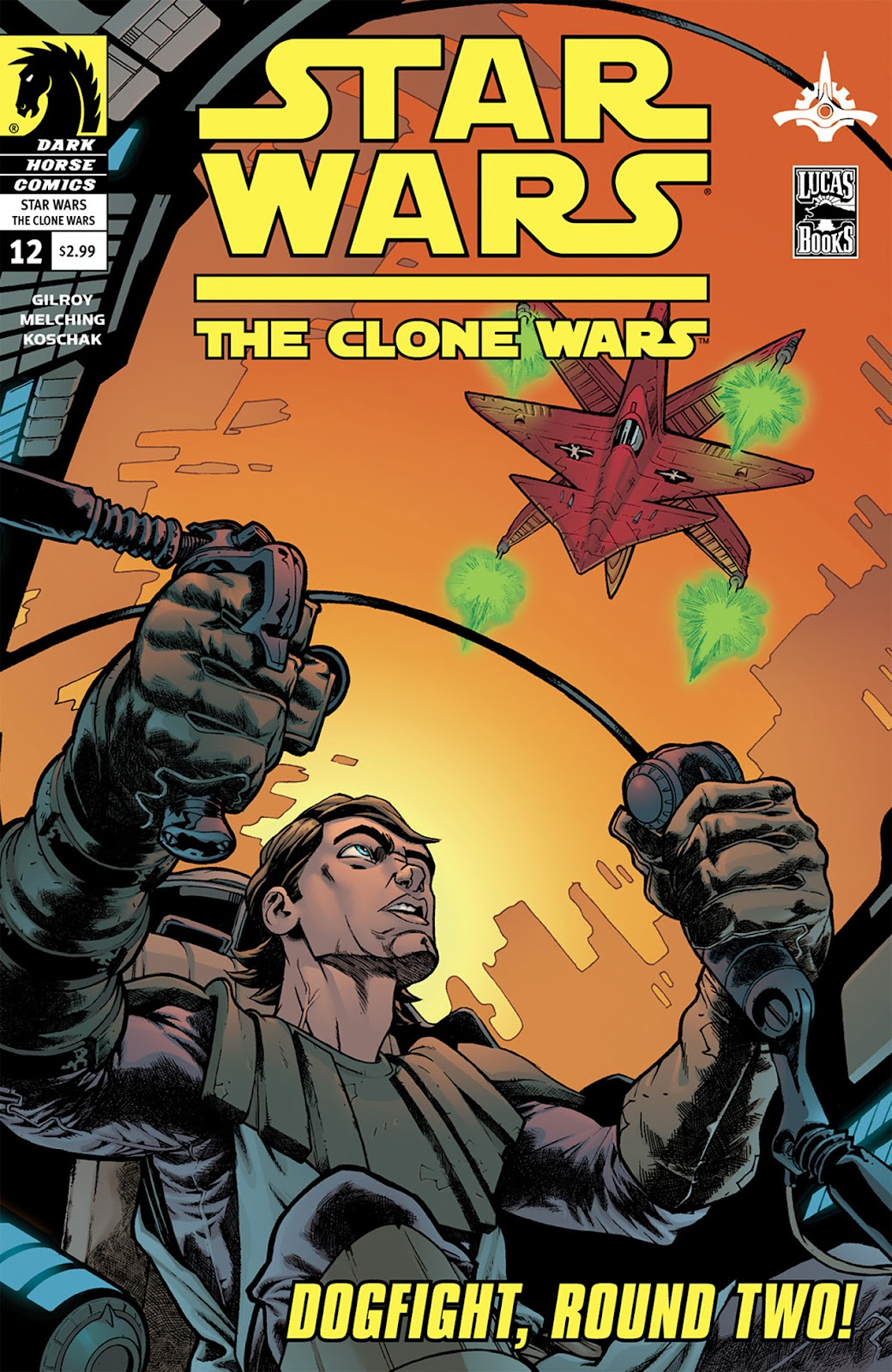 Star Wars: The Clone Wars issue 12 - Page 1