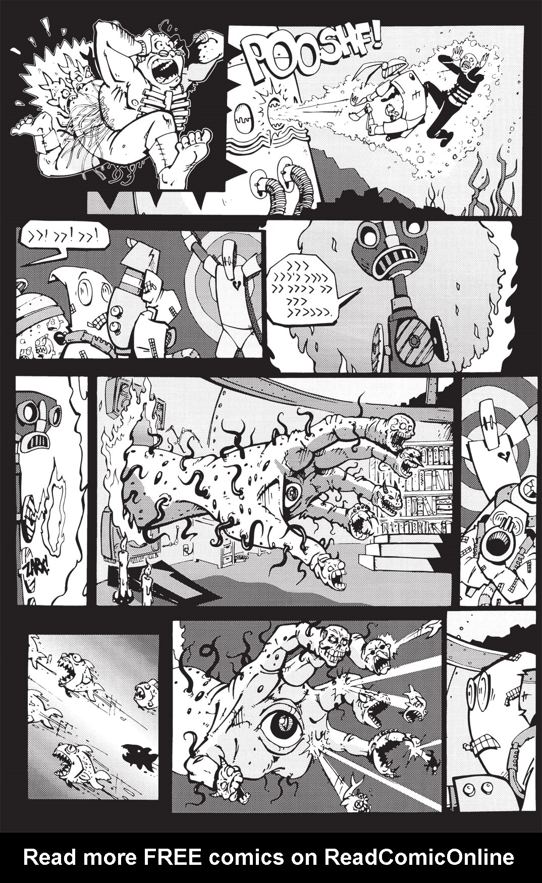 Read online Scud: The Disposable Assassin: The Whole Shebang comic -  Issue # TPB (Part 2) - 200