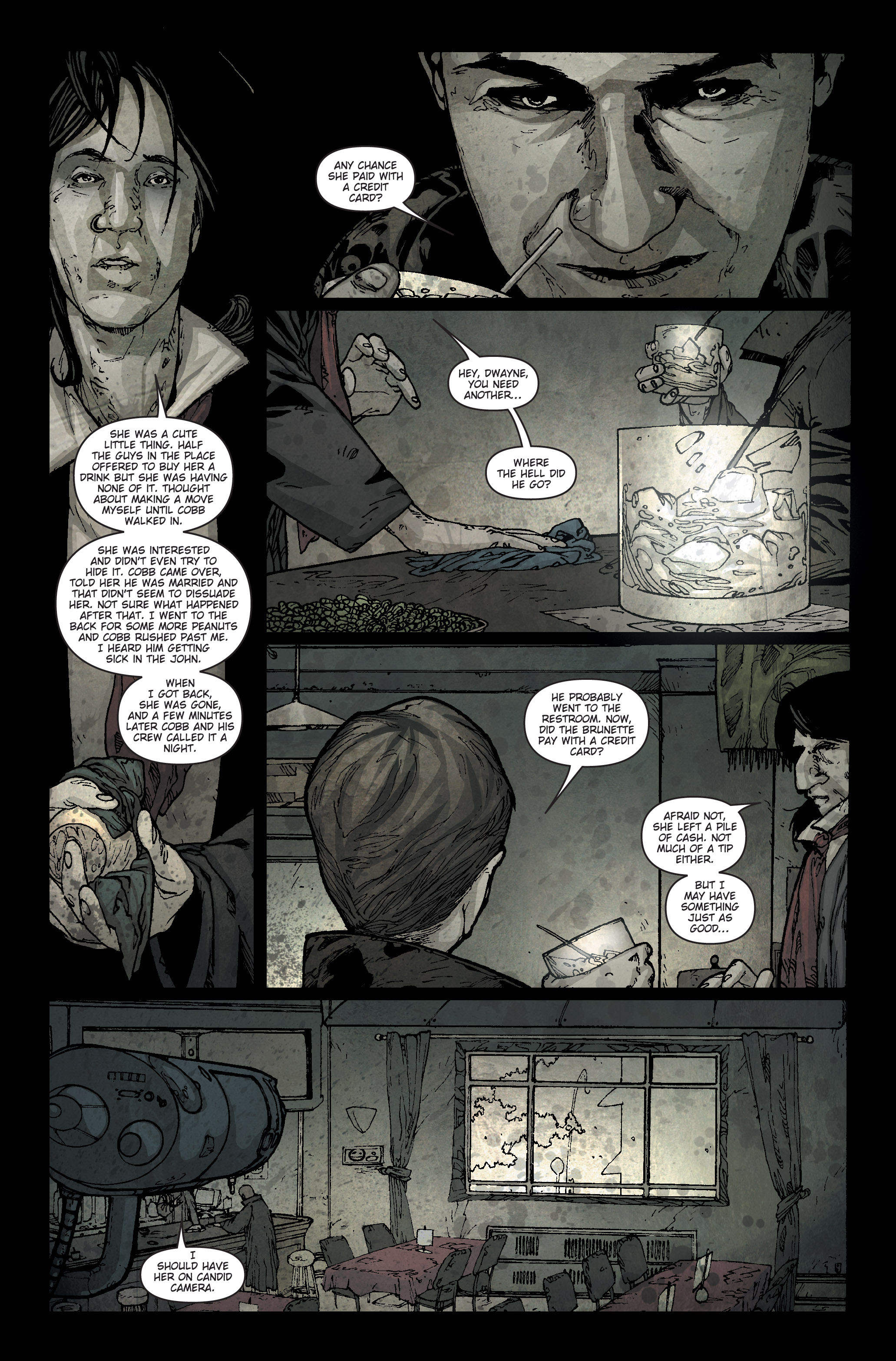 30 Days of Night: Spreading the Disease 1 Page 10