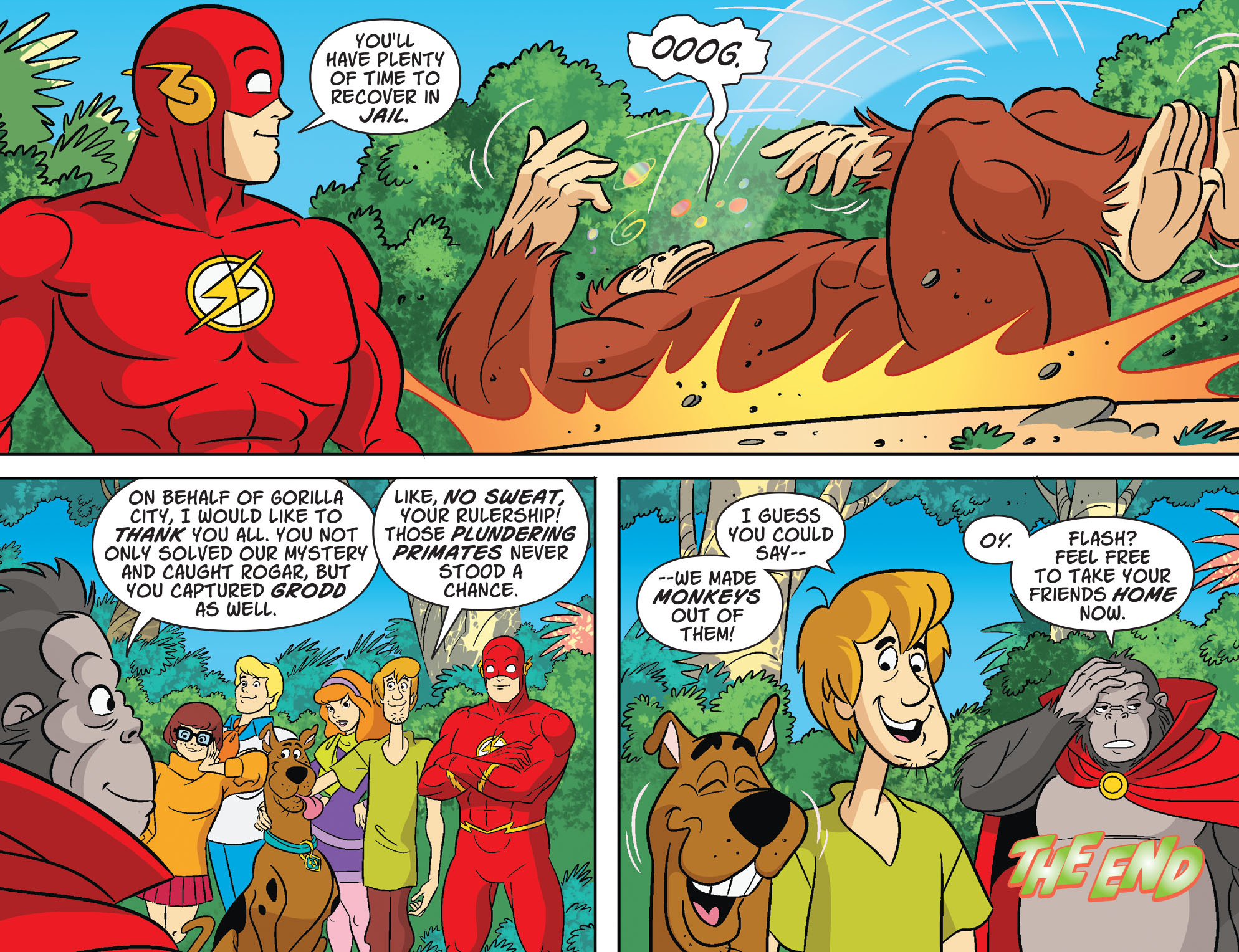 Read online Scooby-Doo! Team-Up comic -  Issue #30 - 23